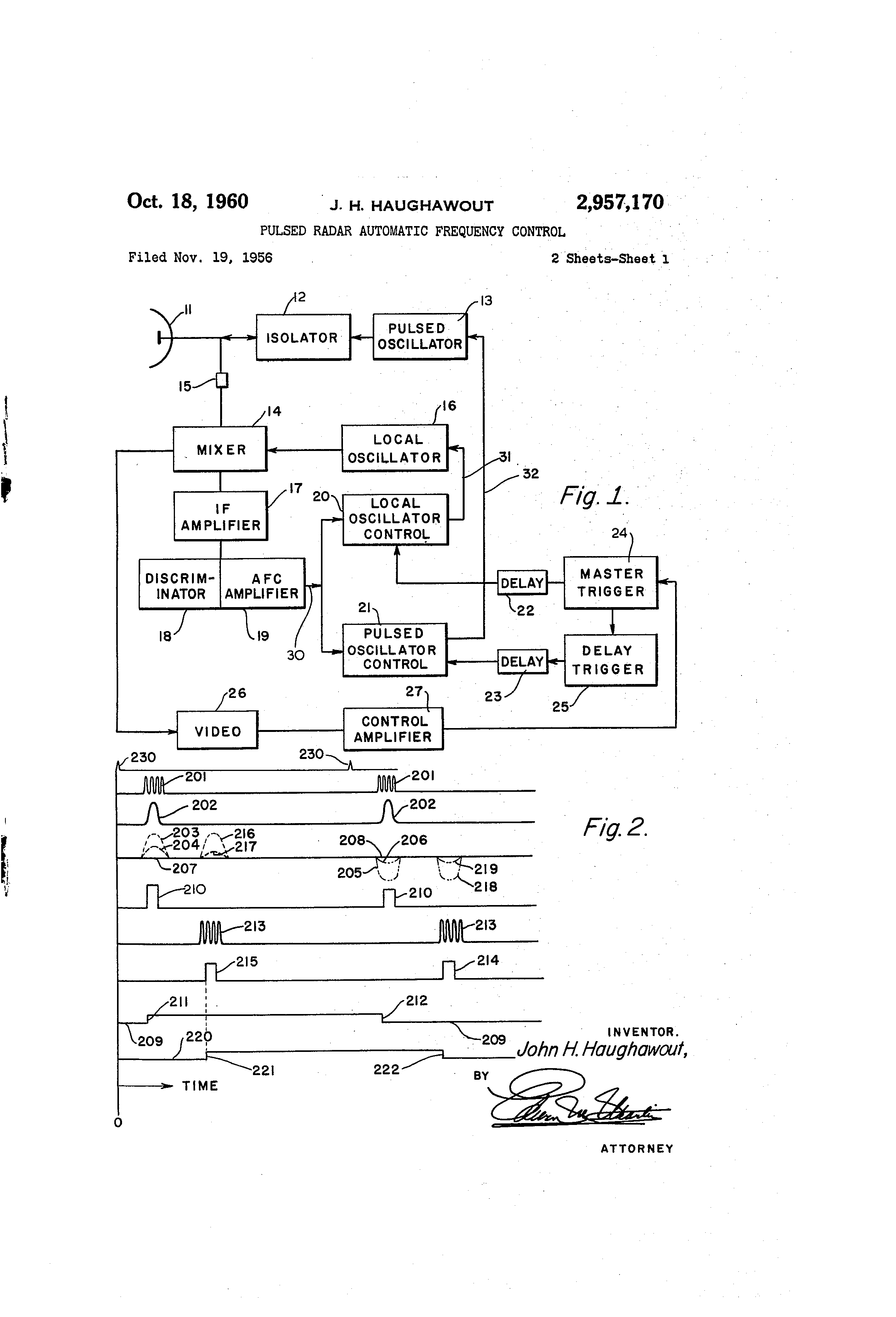 US2957170 0 ey john radar wiring diagram ey wiring diagrams collection  at n-0.co