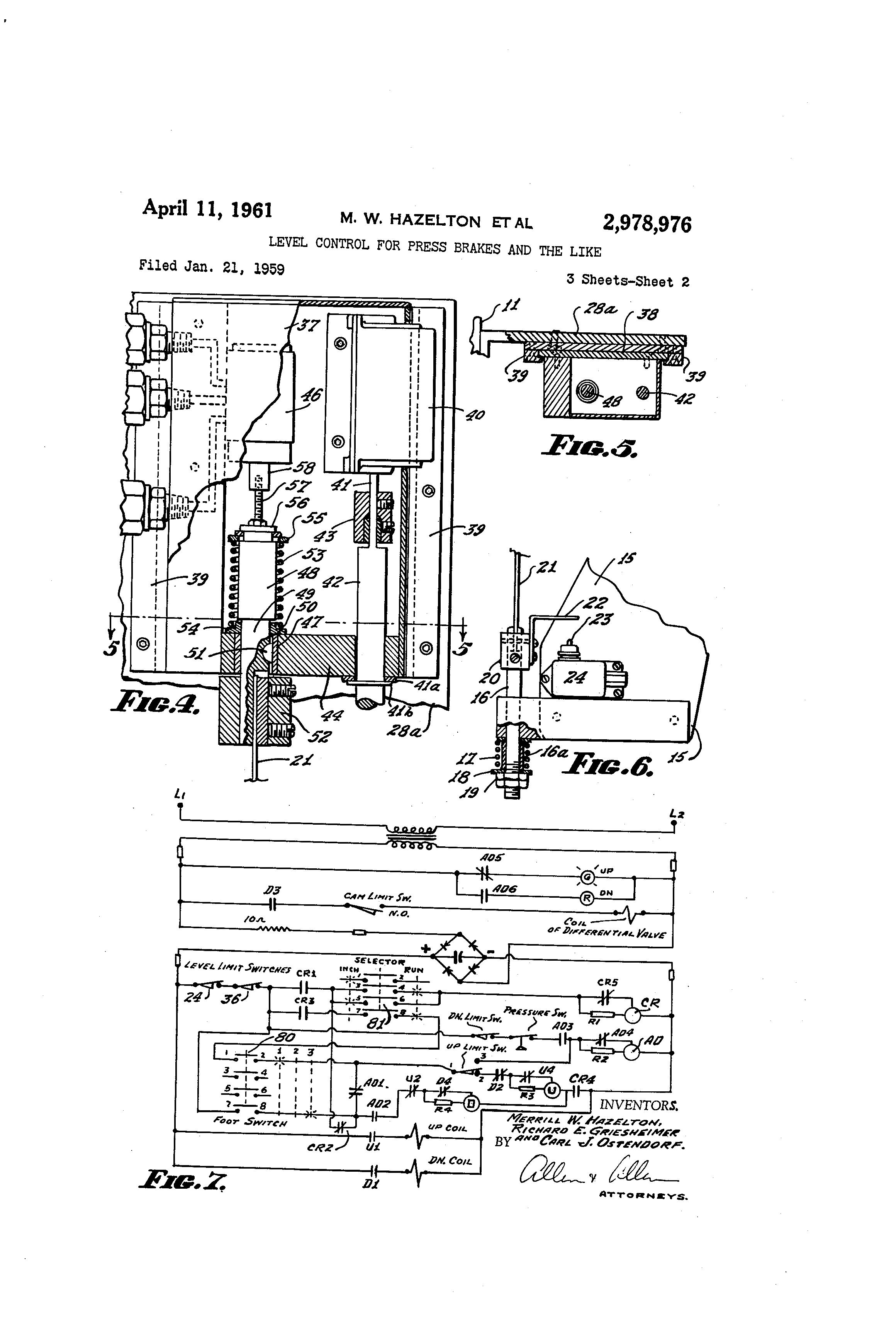 pacific hydraulic press brake manual