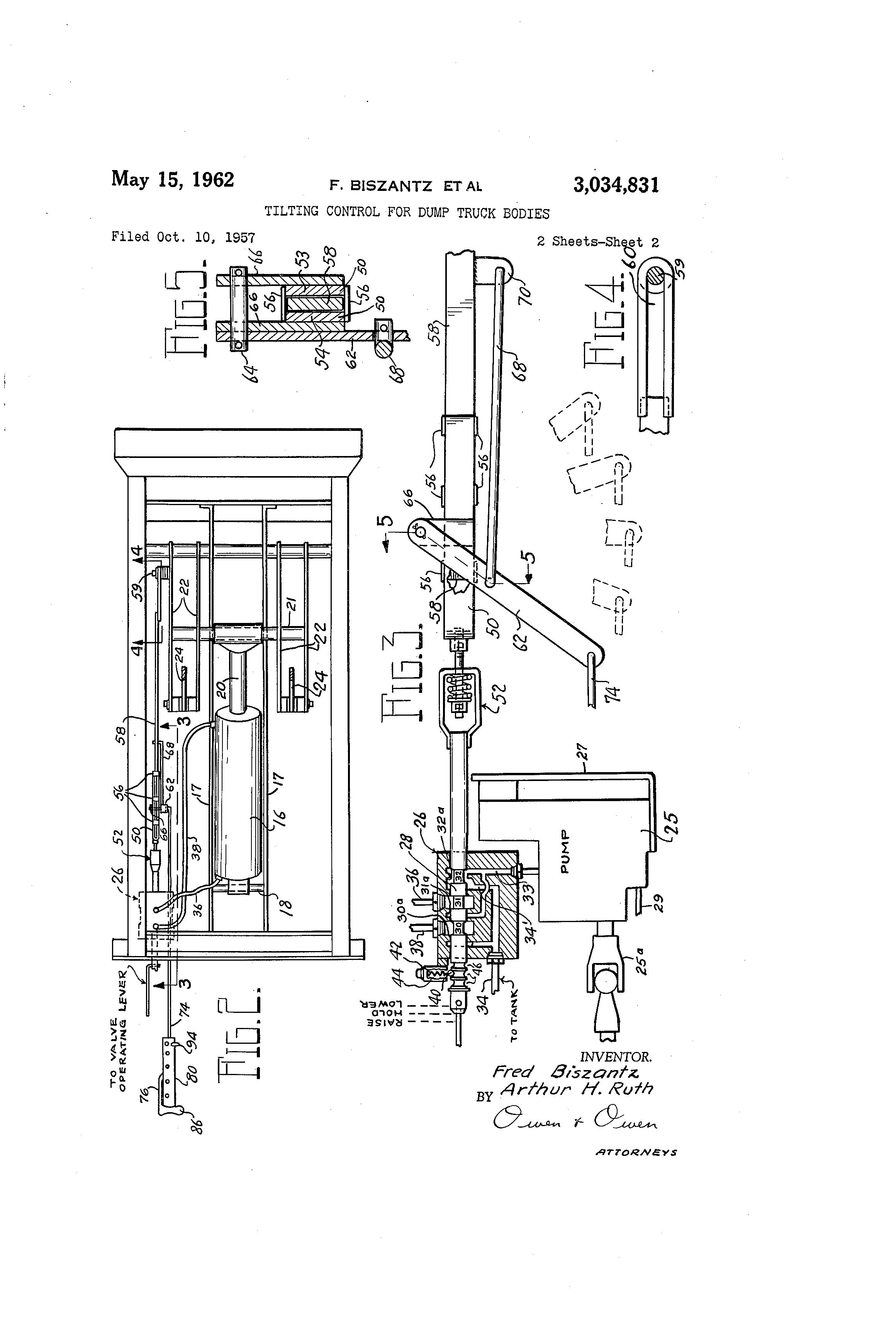 patent us3034831