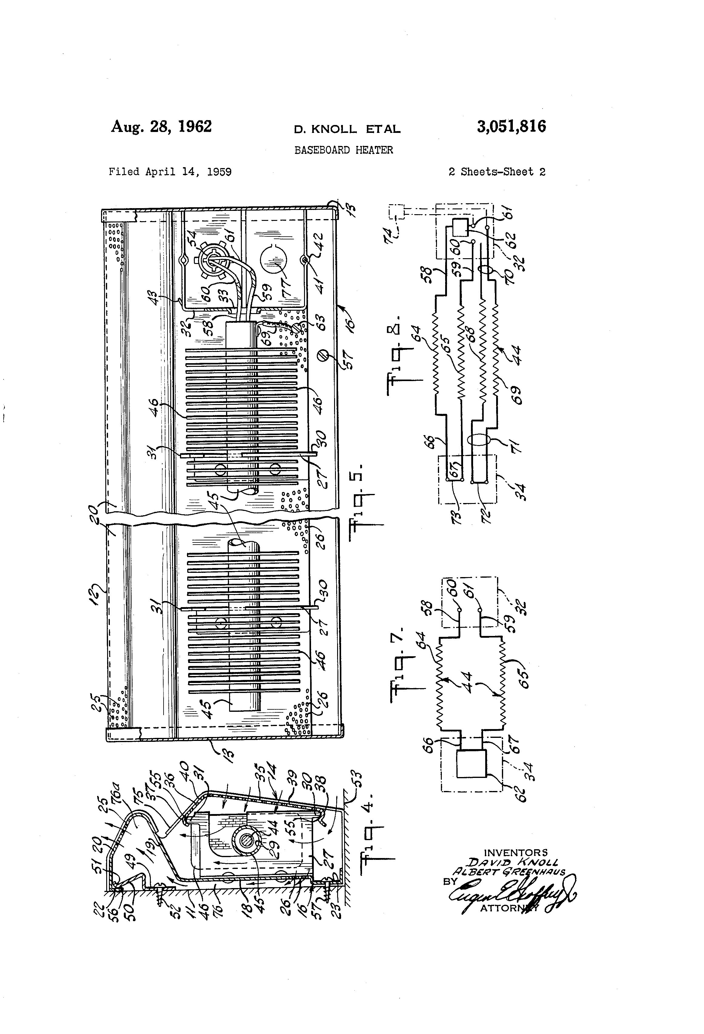 Wiring Diagram Besides Electric Baseboard Heater Thermostat Wiring