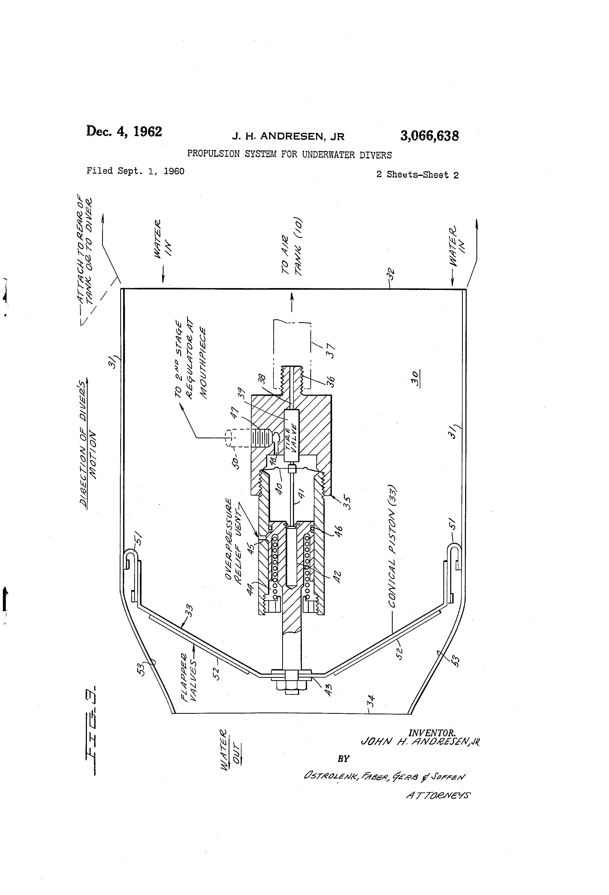 patent us3066638