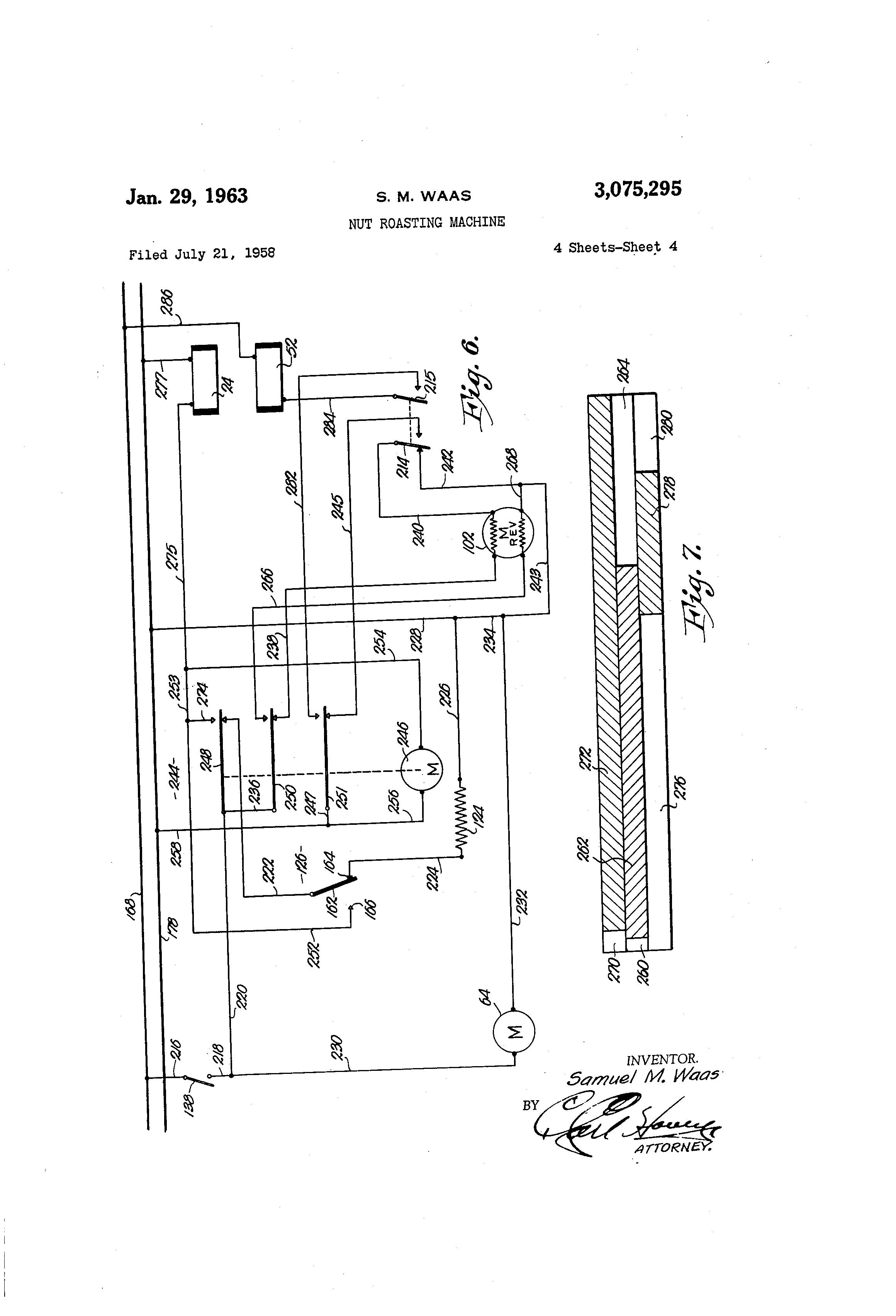 machine patents