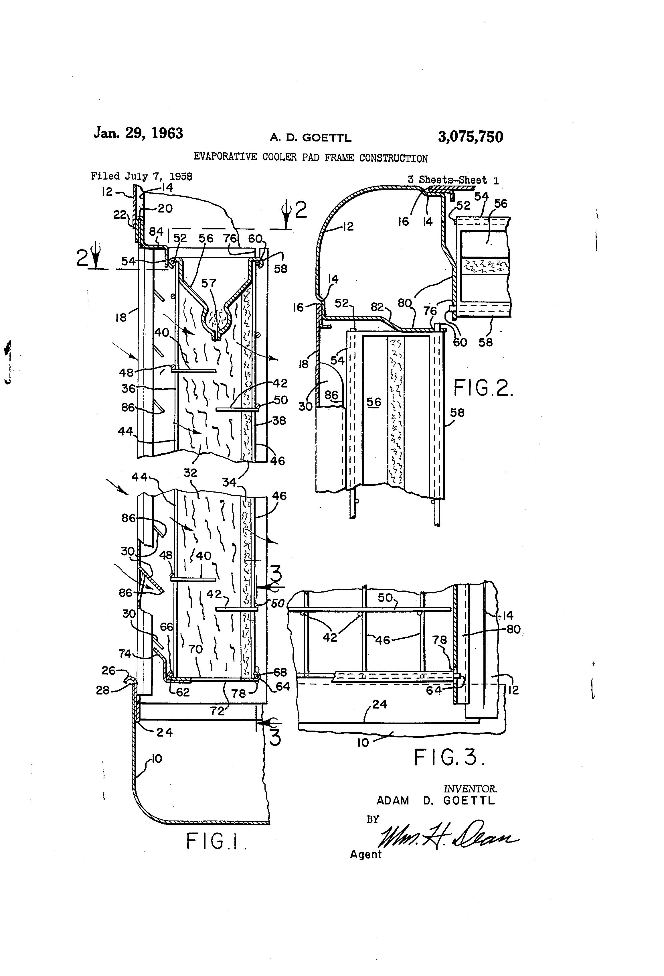 Patent Us3075750