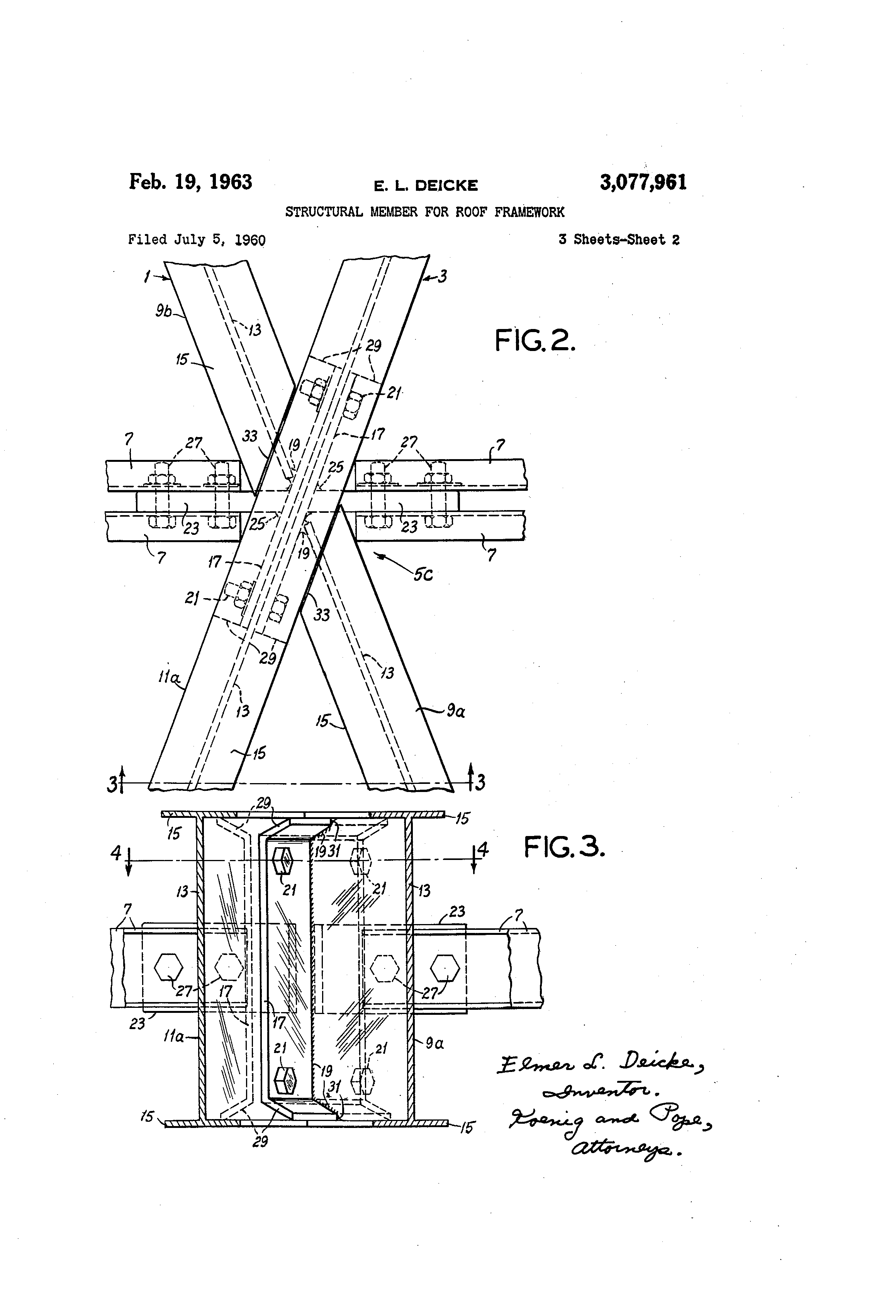 Lamella Roof Amp Patent Drawing Sc 1 St Google