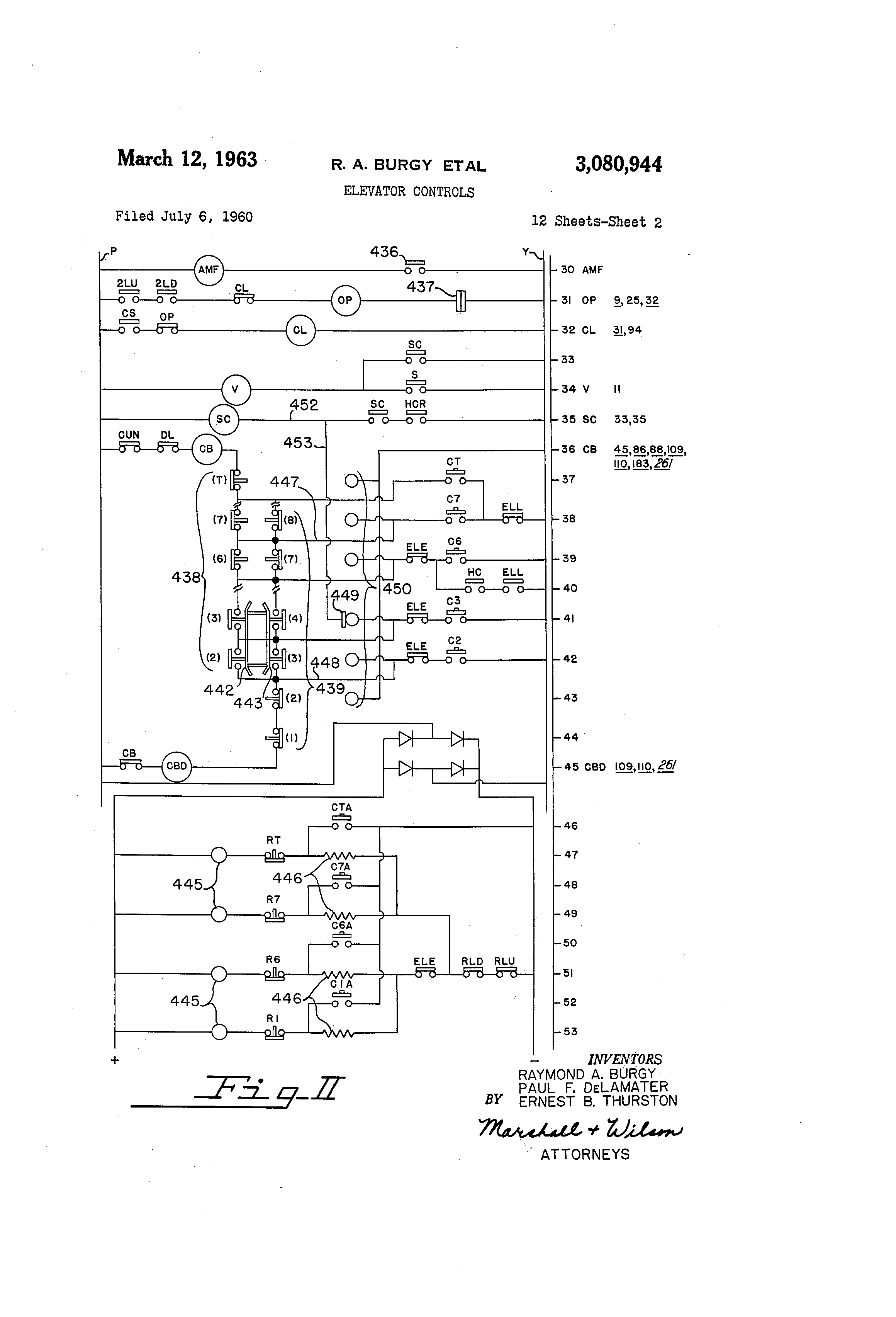US3080944 1 patent us3080944 elevator controls google patents dover elevator wiring diagrams at fashall.co