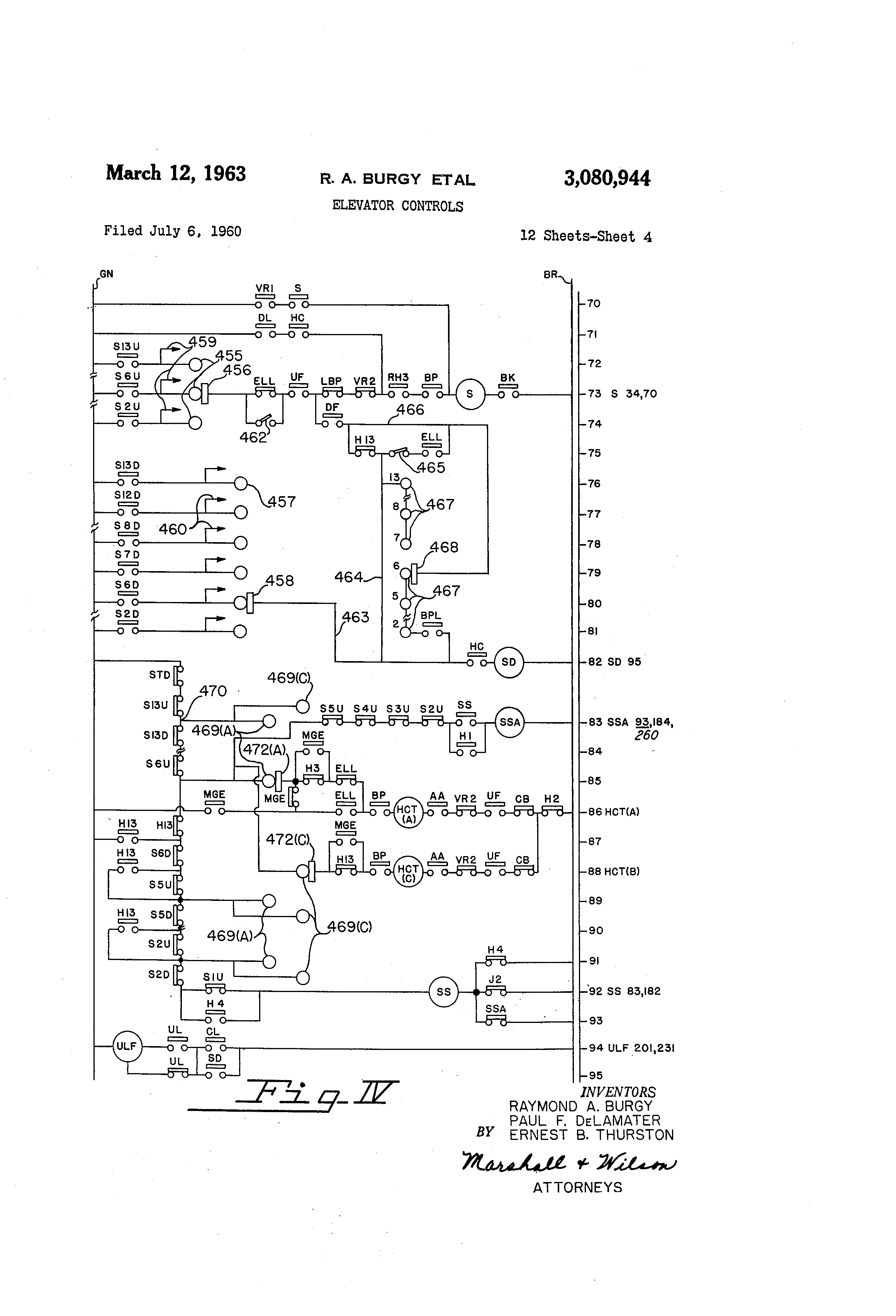 shunt trip wiring diagram for elevator solidfonts elevator recall wiring diagram pictures