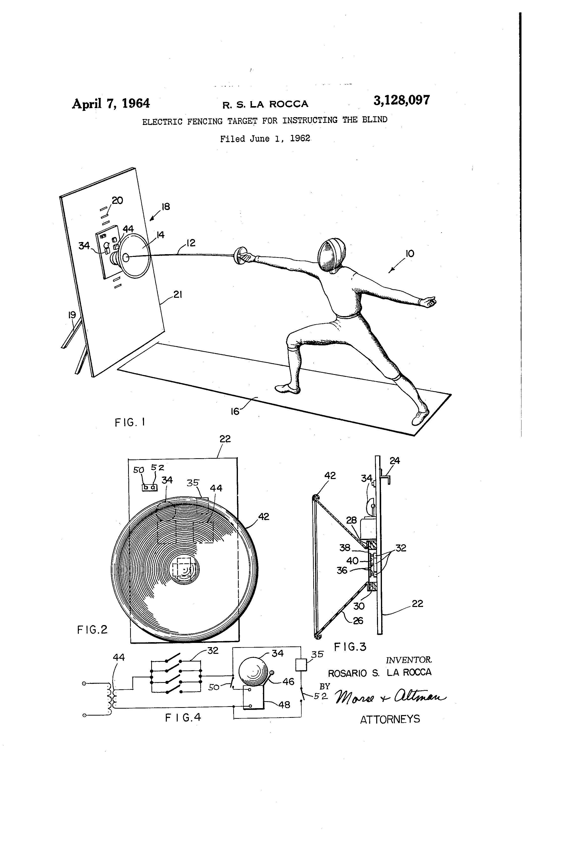 patent us3128097
