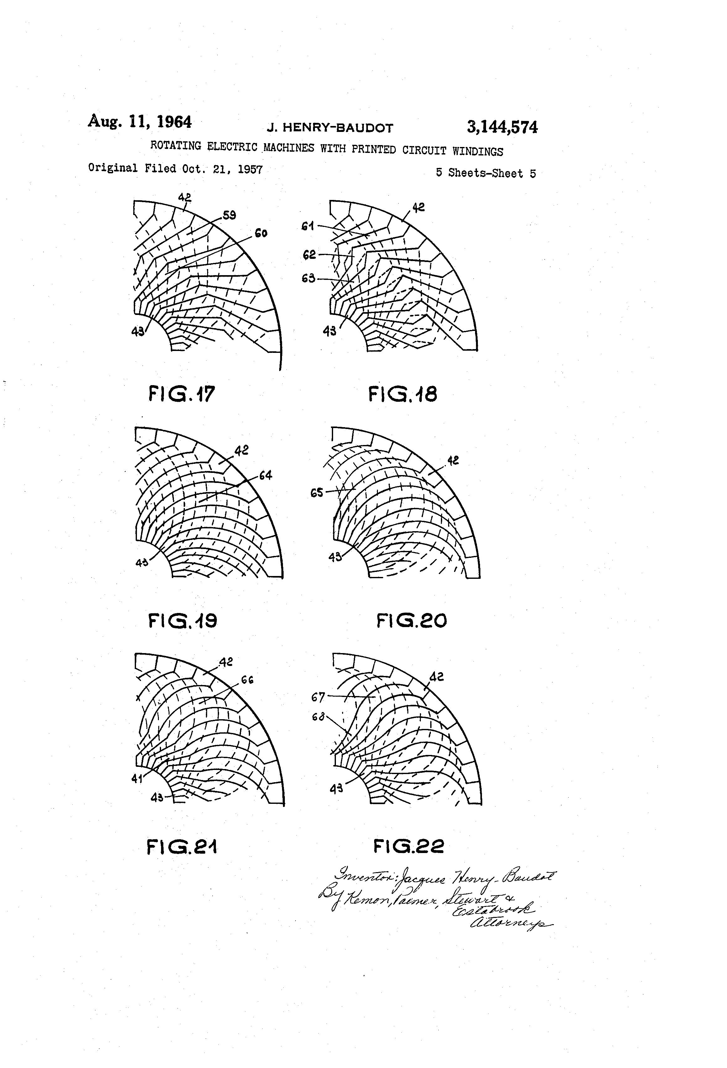 patent us3144574