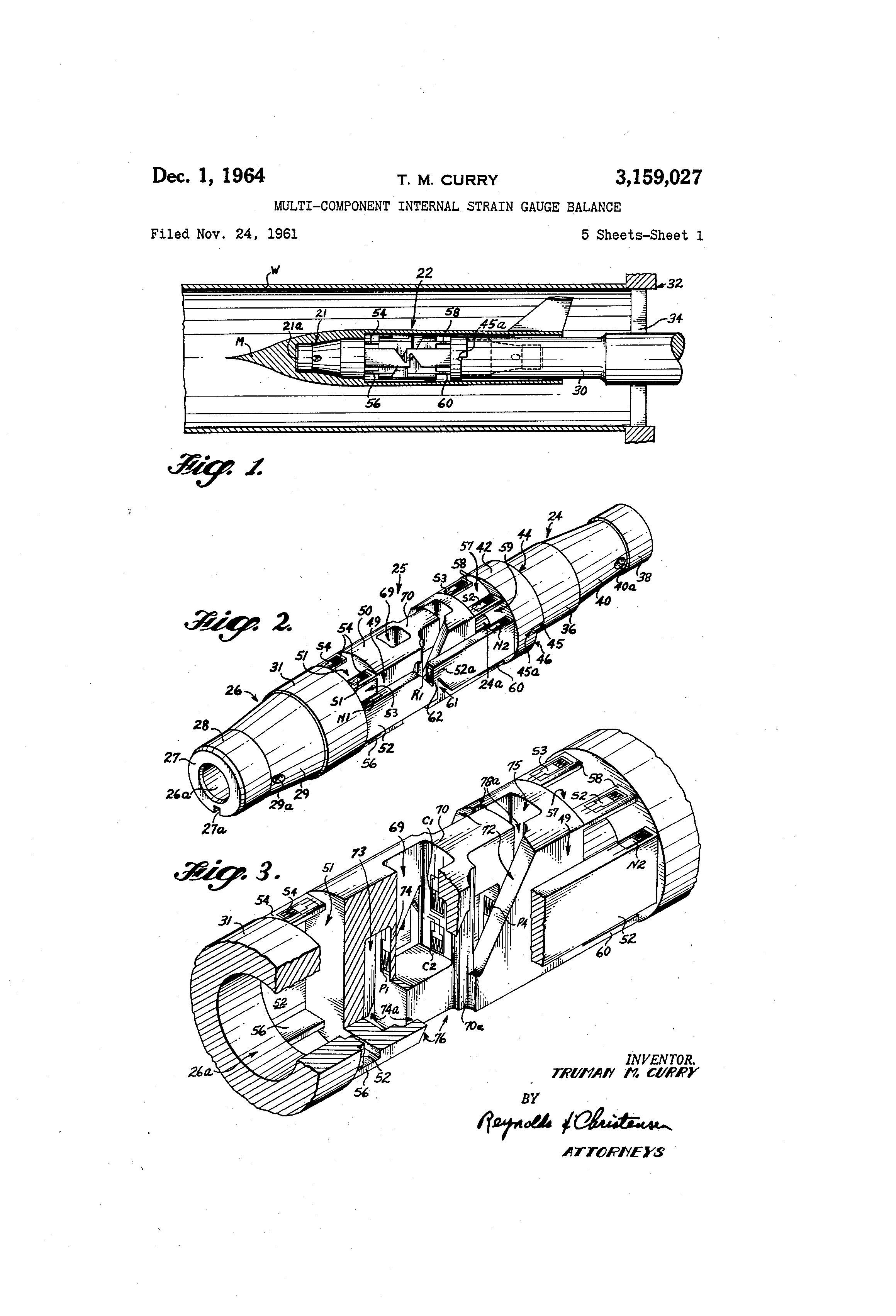patent us3159027