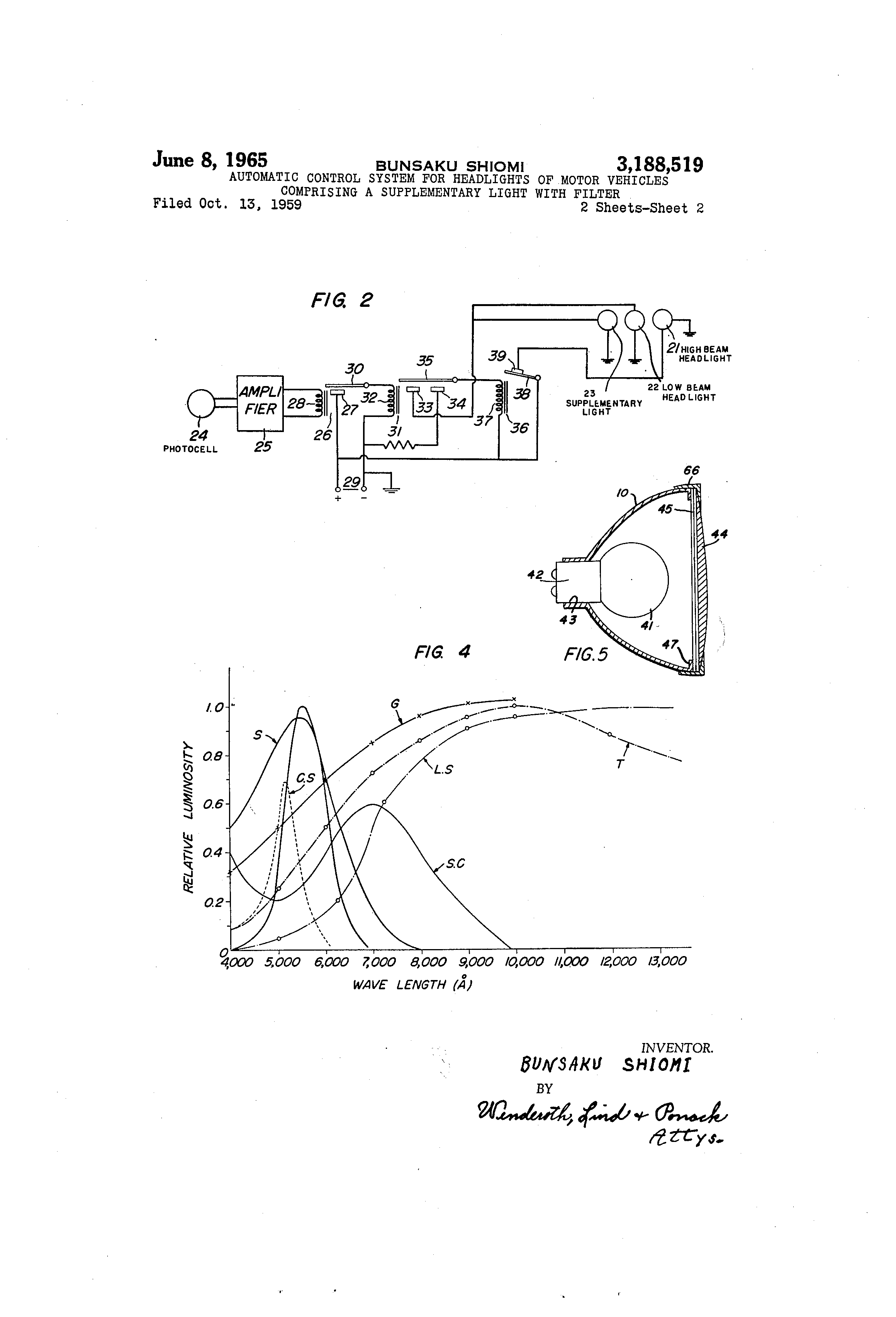Automatic Light Switch With Phototransistor