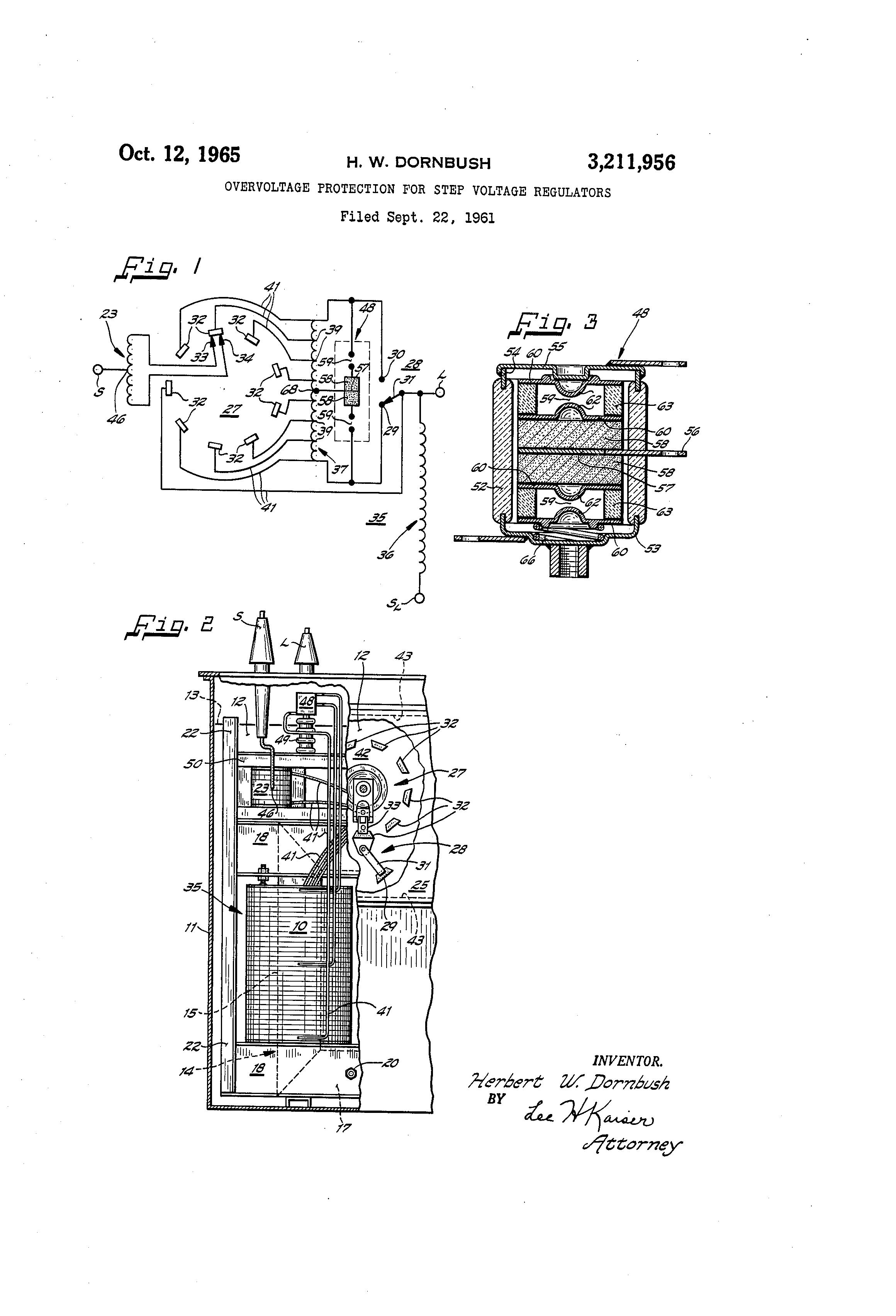 patent us3211956