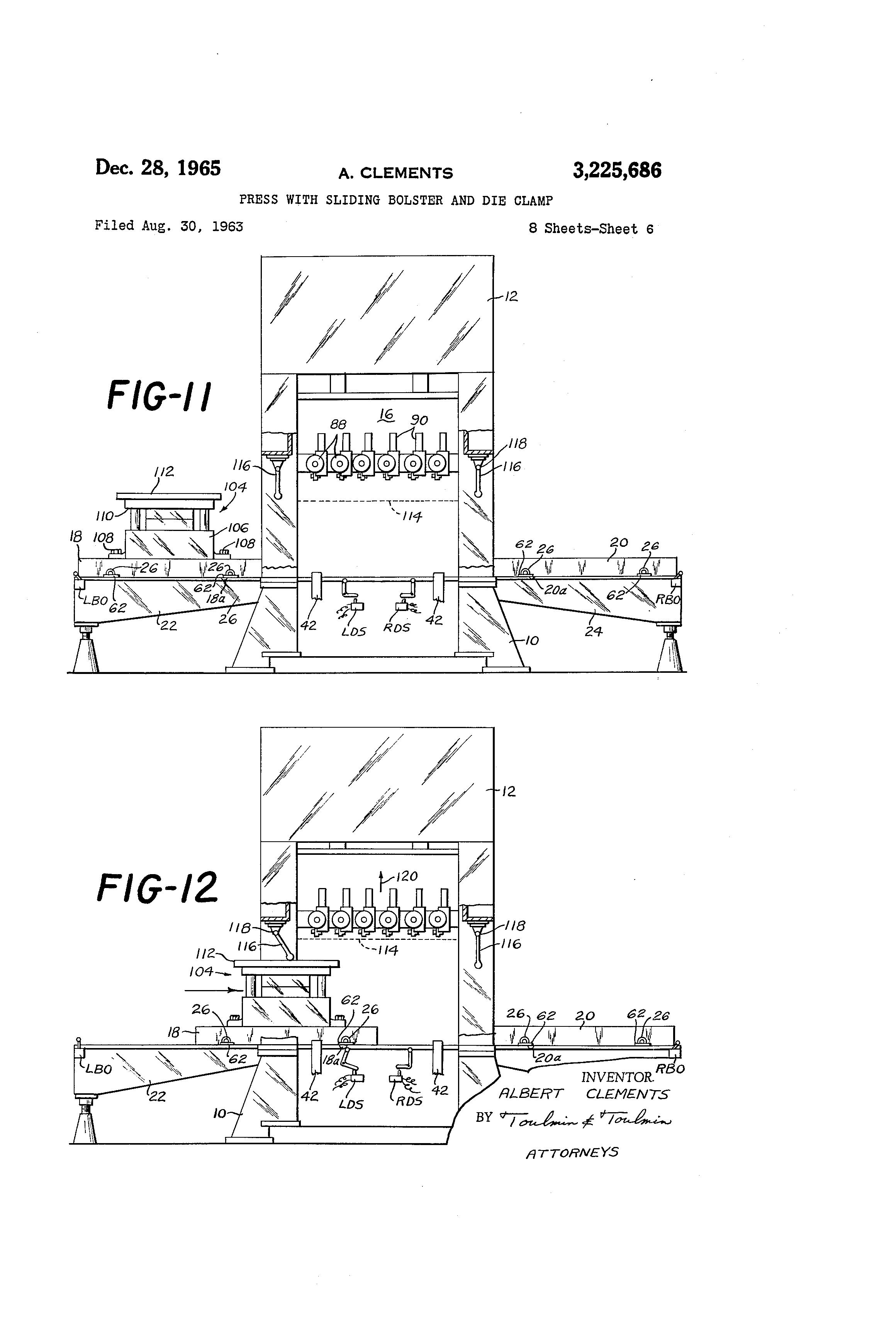Patent Us3225686