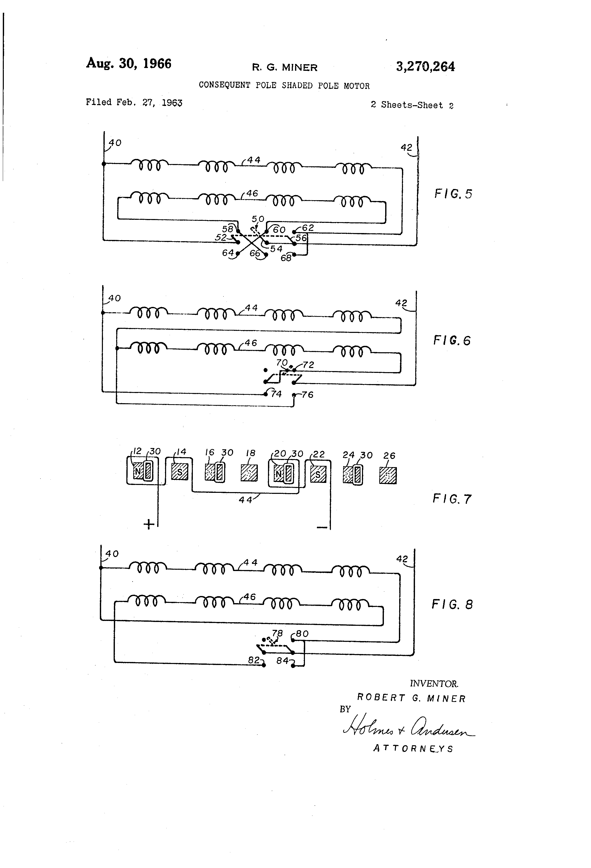Wiring Diagram Shaded Pole Motor