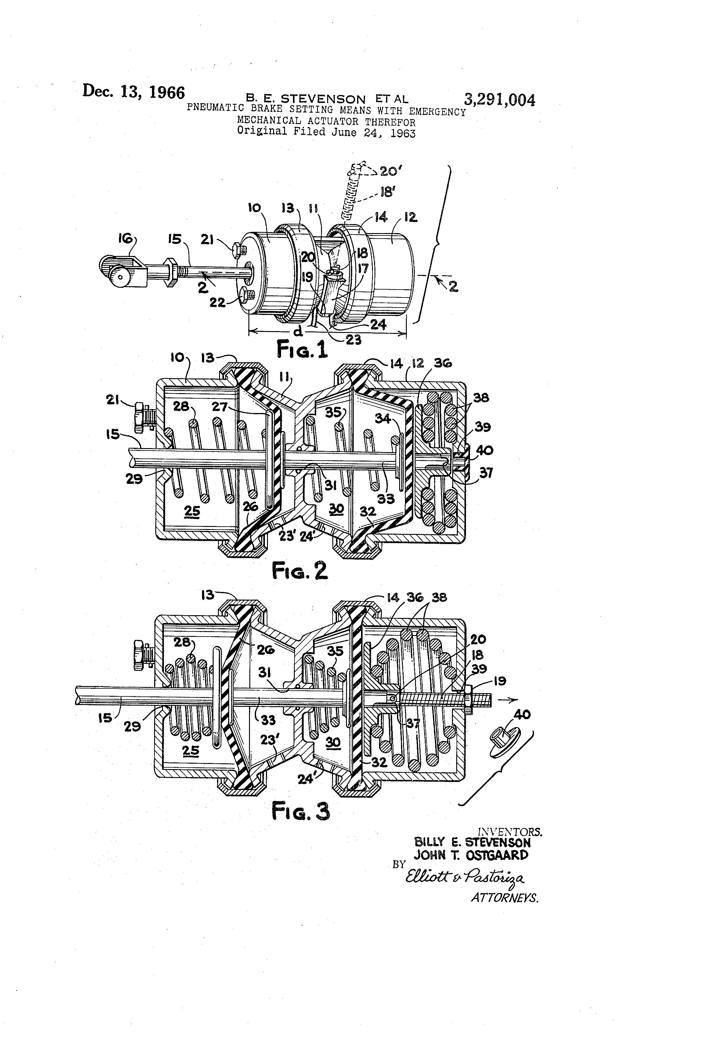 patent us3291004