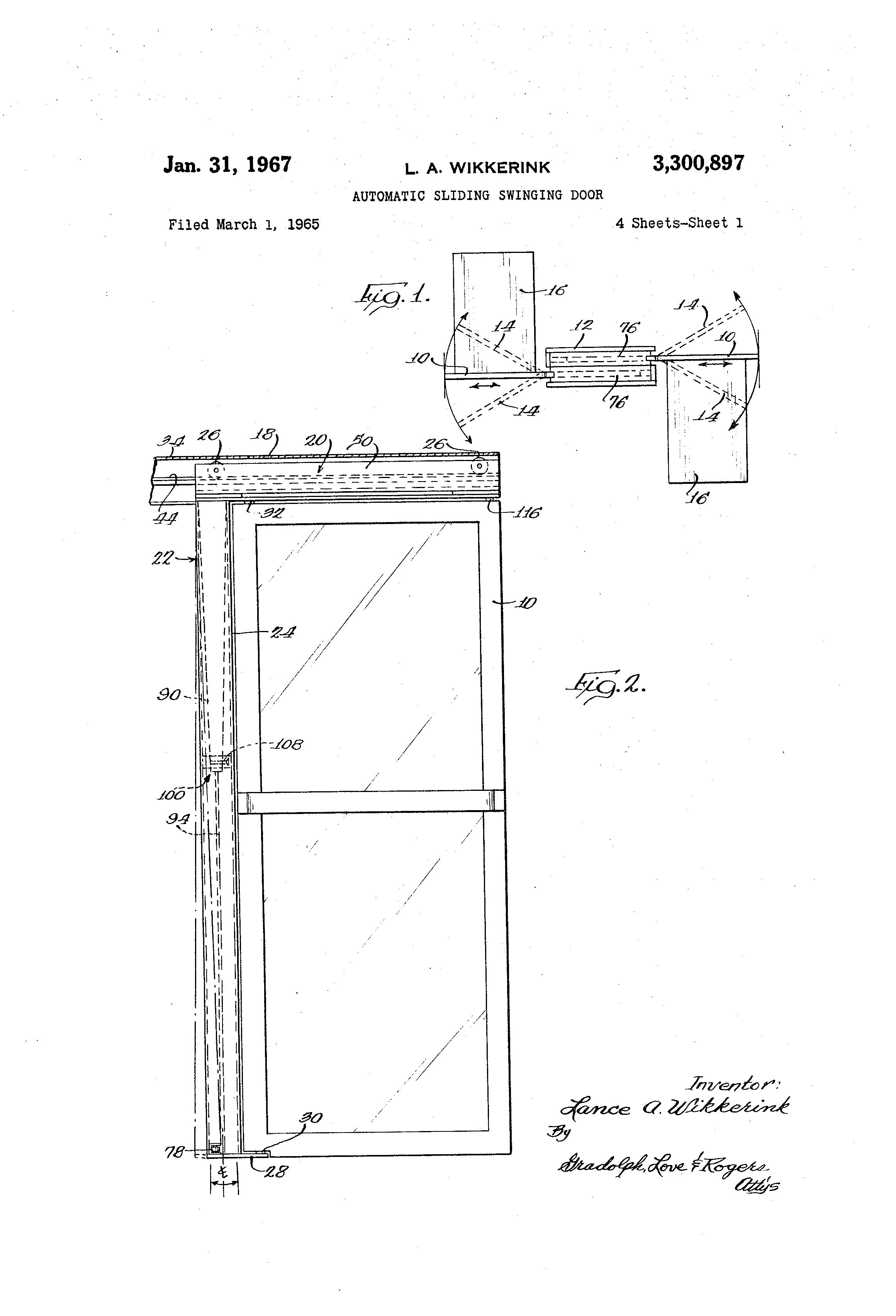 Horton Door Parts Amp Circuit Diagram Maker Online Amusing