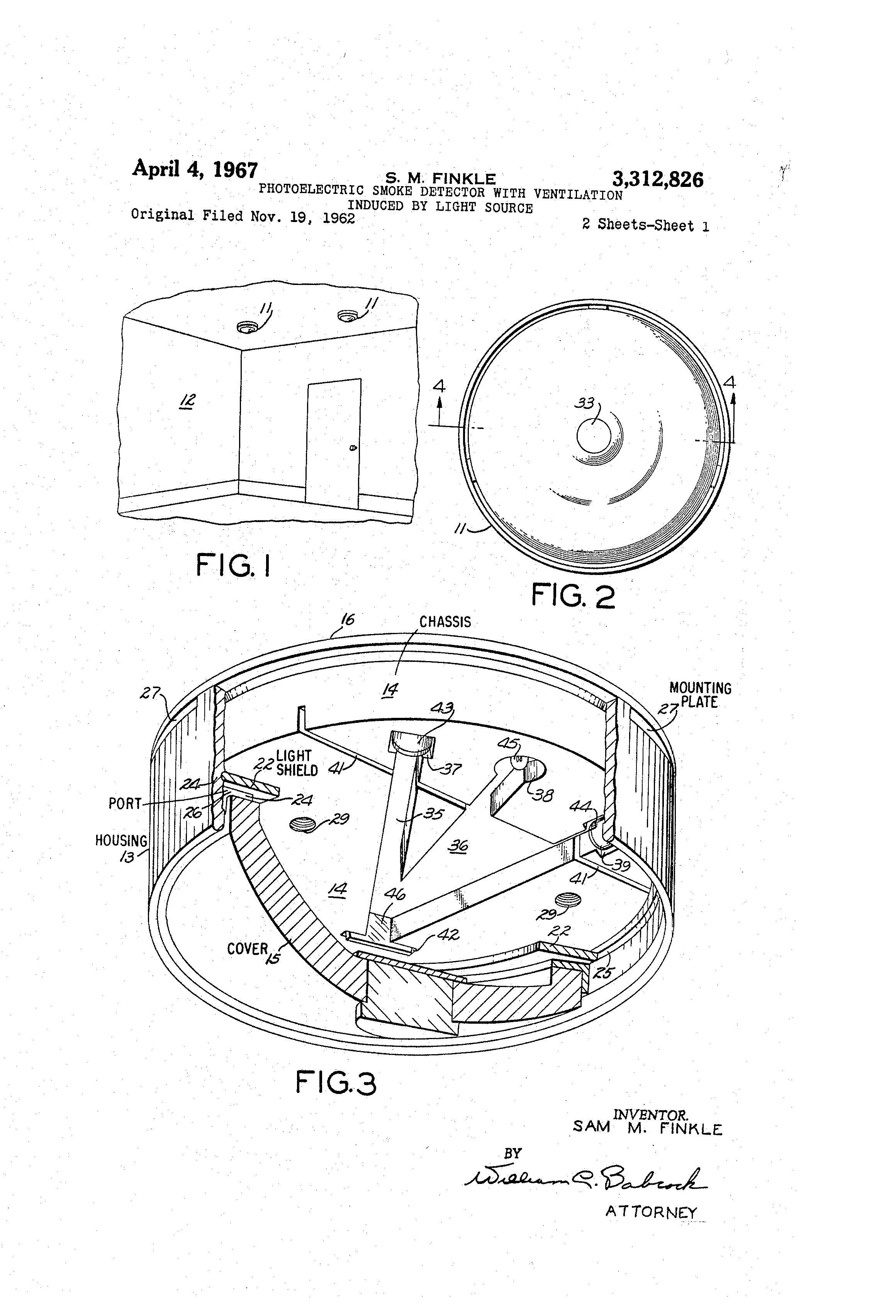 patent us3312826