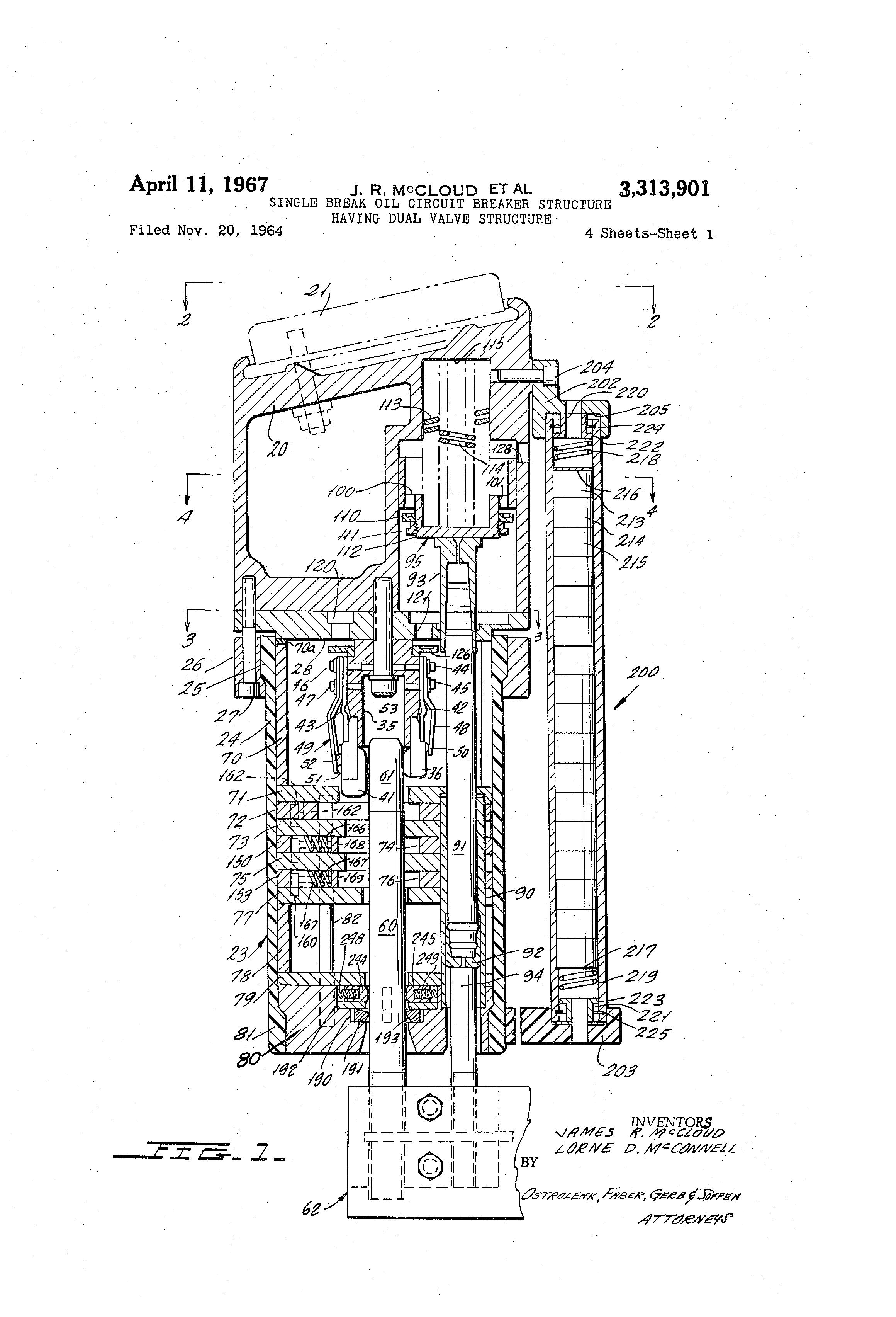 patent us3313901