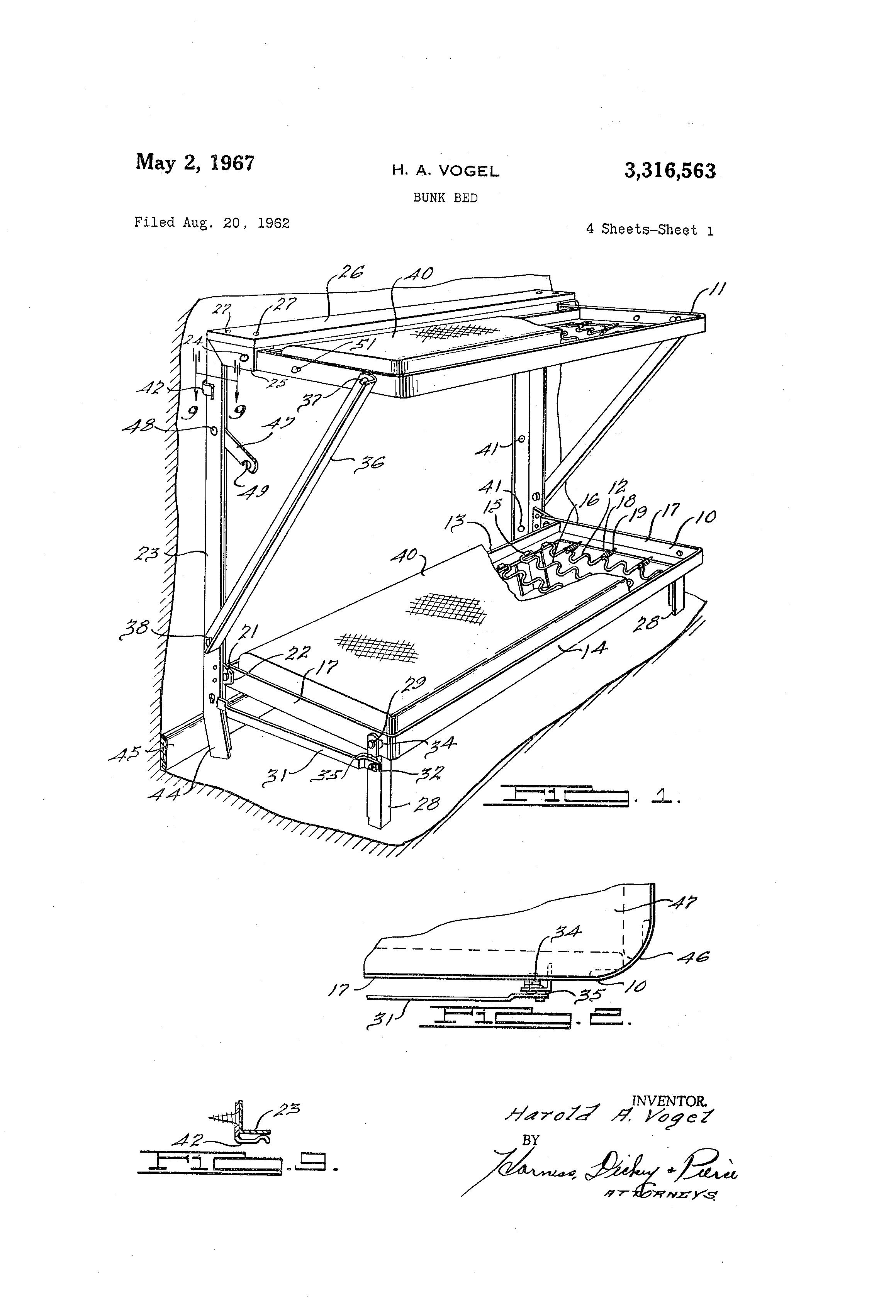Popular Patent Drawing