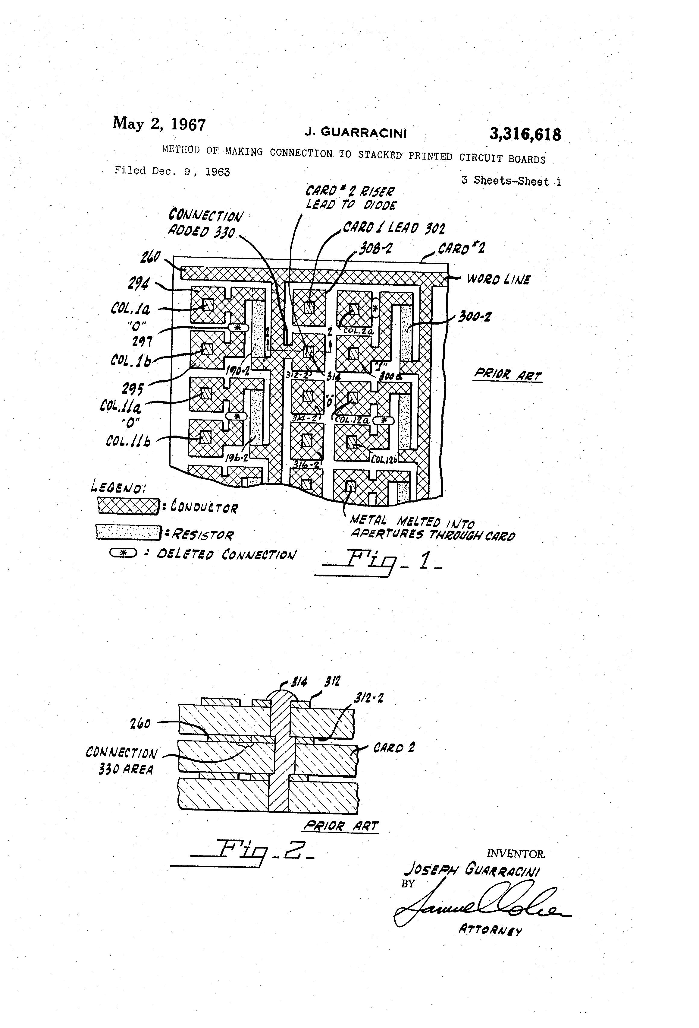 patent us3316618