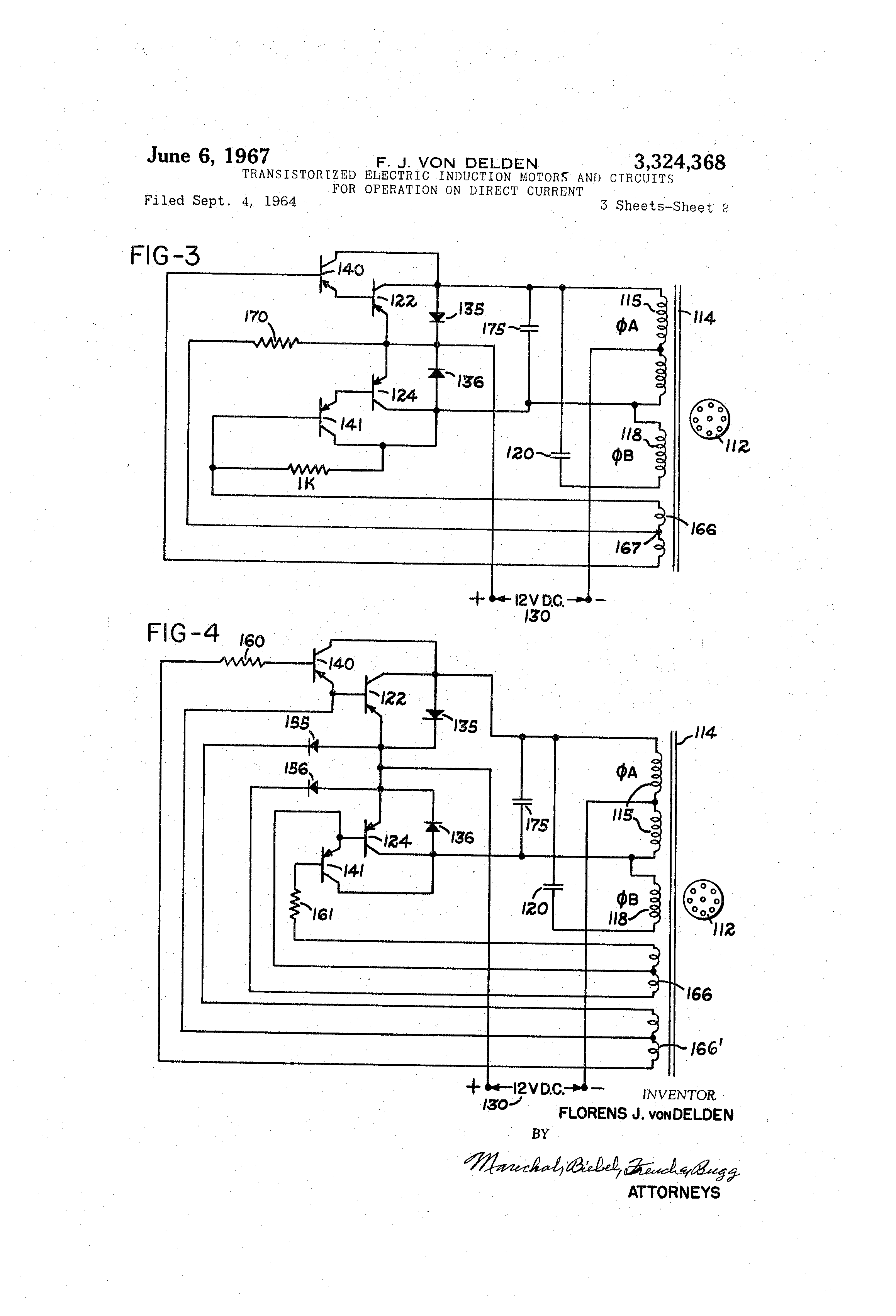 myers inverter wiring diagram myers image wiring patent us3324368 transistorized electric induction motors and on myers inverter wiring diagram