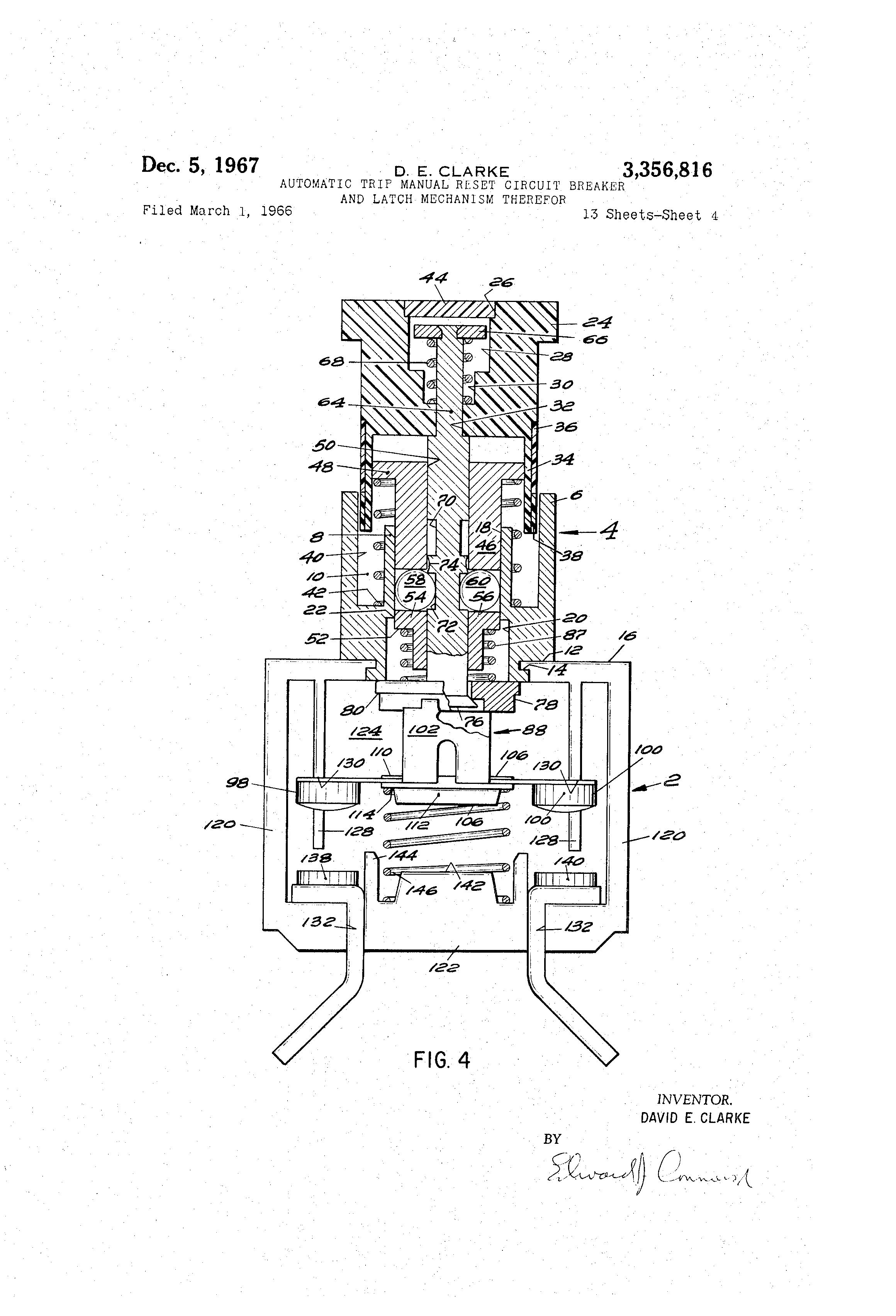 patent us3356816