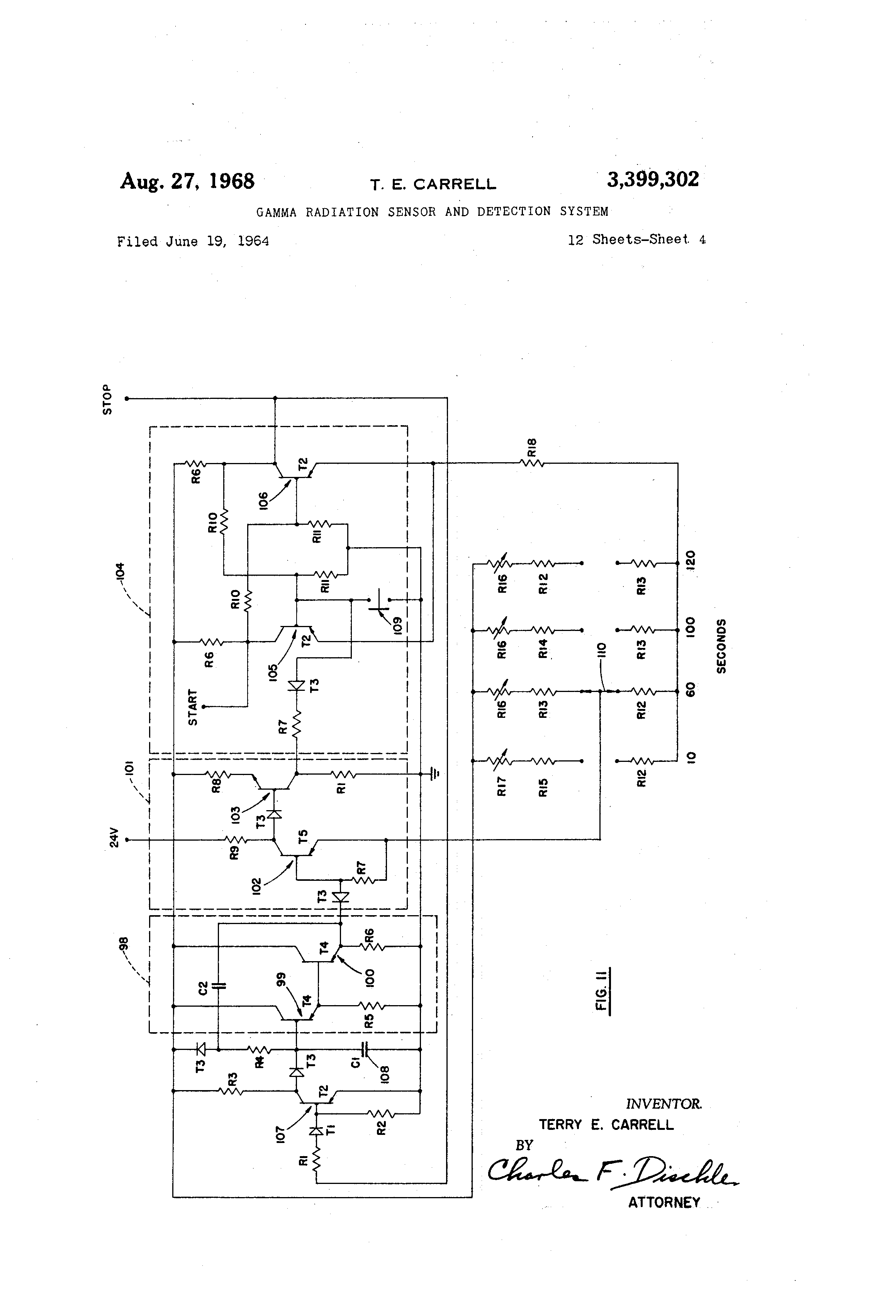 patent us3399302