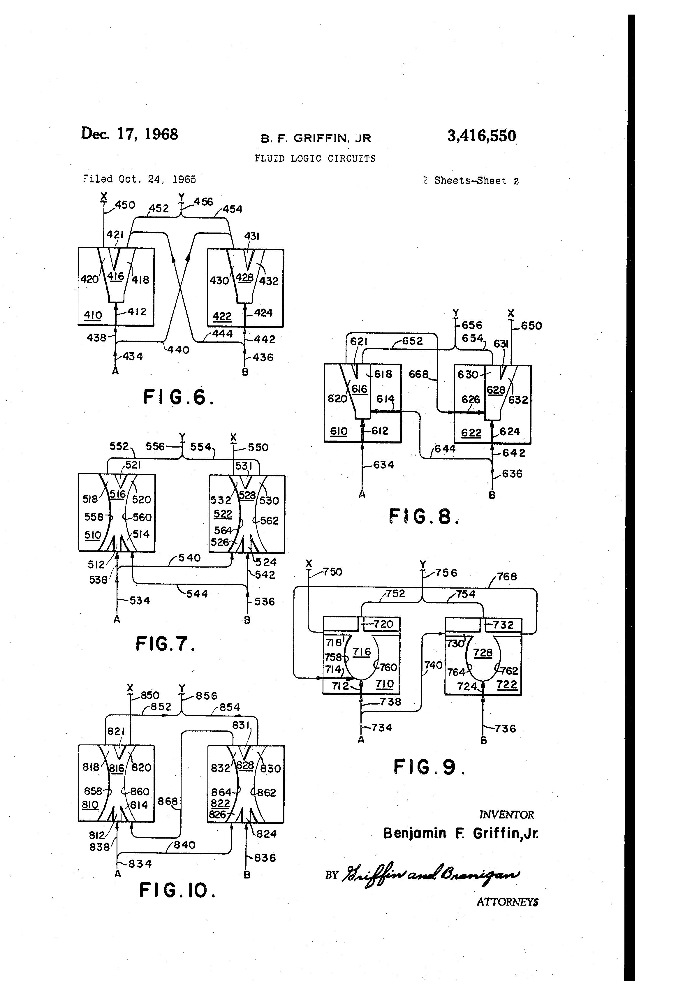 logic diagram half adder wiring diagram database 3-Way Wiring Diagram patent us3416550 fluid logic circuits patents for an adder logic diagram logic diagram half adder