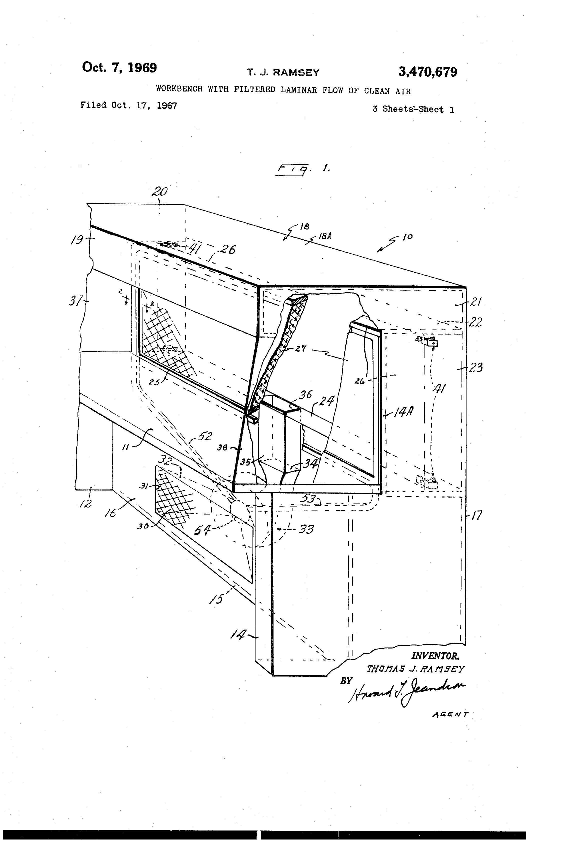 patent us3470679