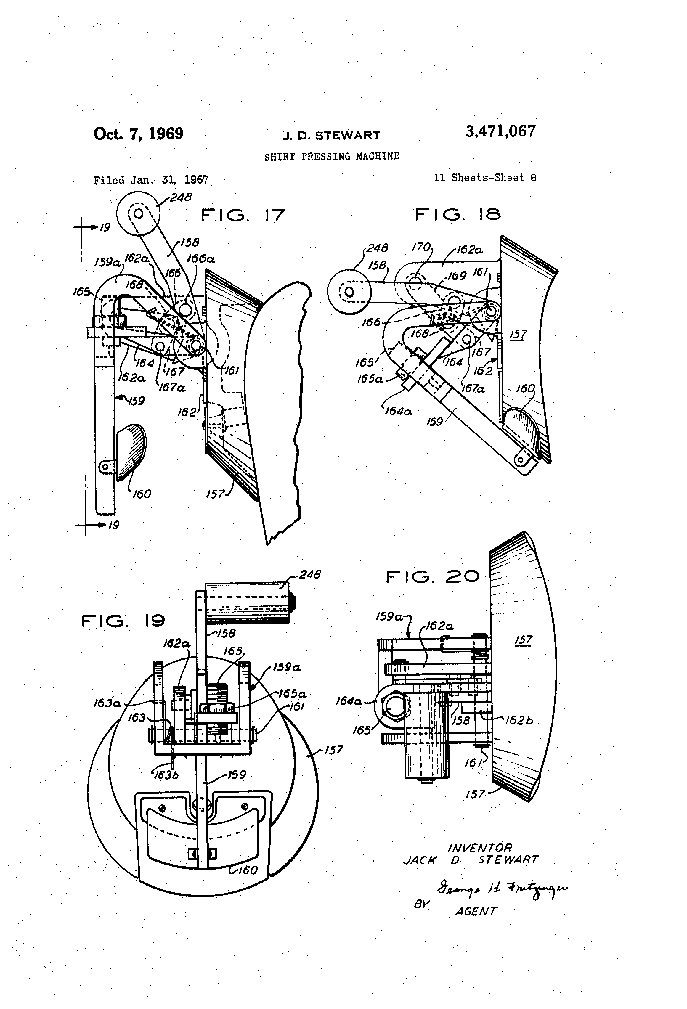 US3471067 7 patent us3471067 shirt pressing machine google patents  at nearapp.co