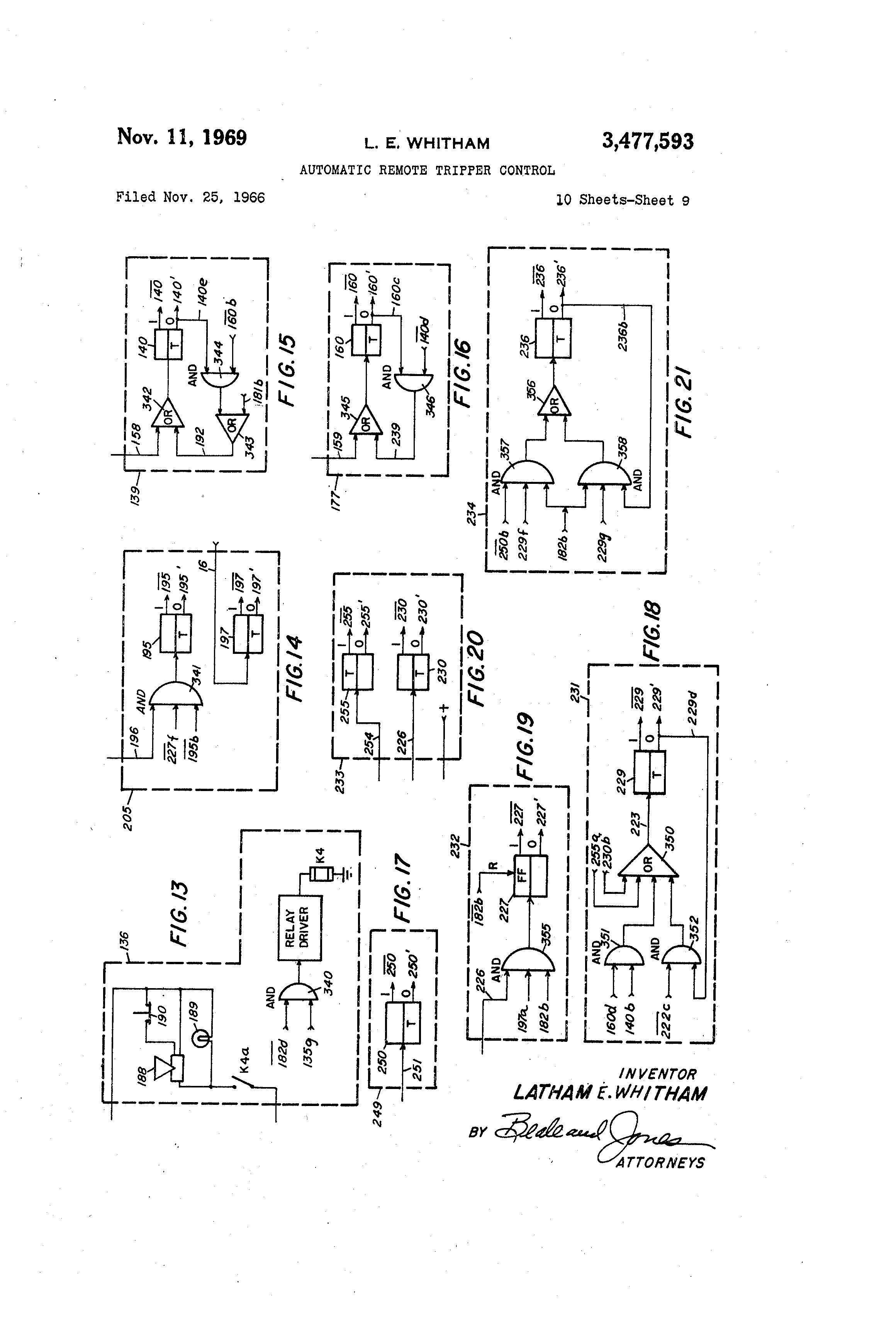 valve actuator contactor diagram