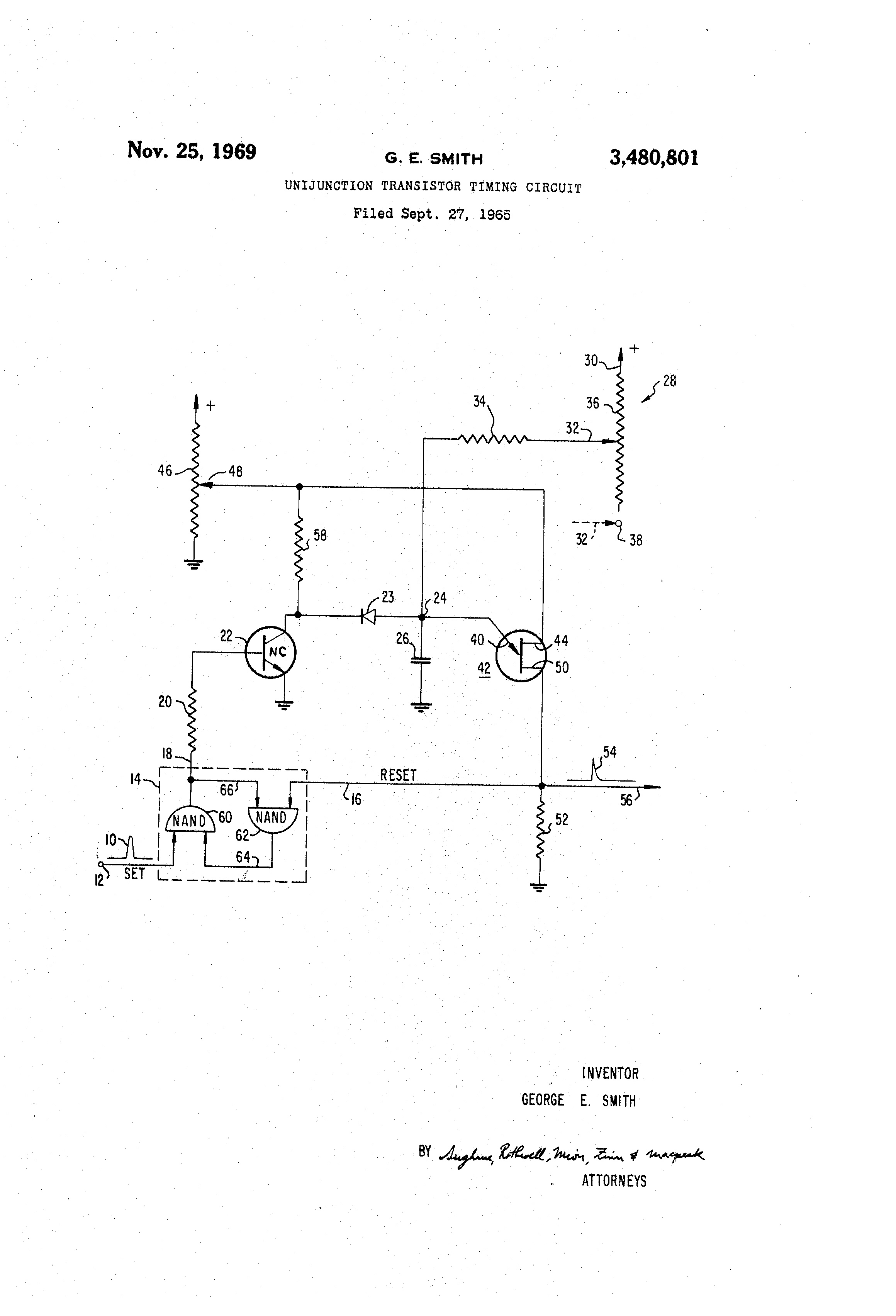 Patent Drawing Page A1 Preliminary Sketch Whole Circuitjpeg Digit Led Driver Circuit Diagram Tradeoficcom