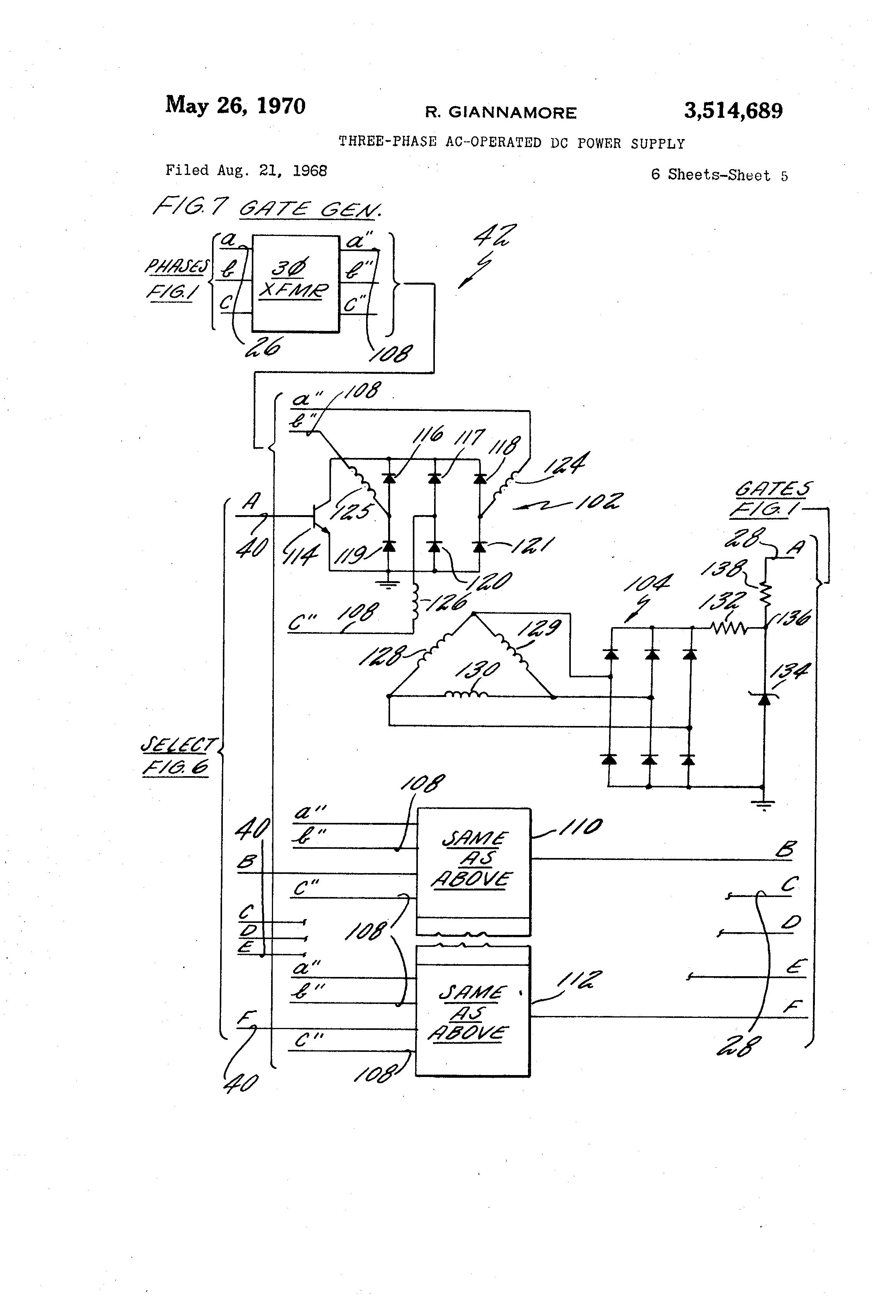 patent us3514689