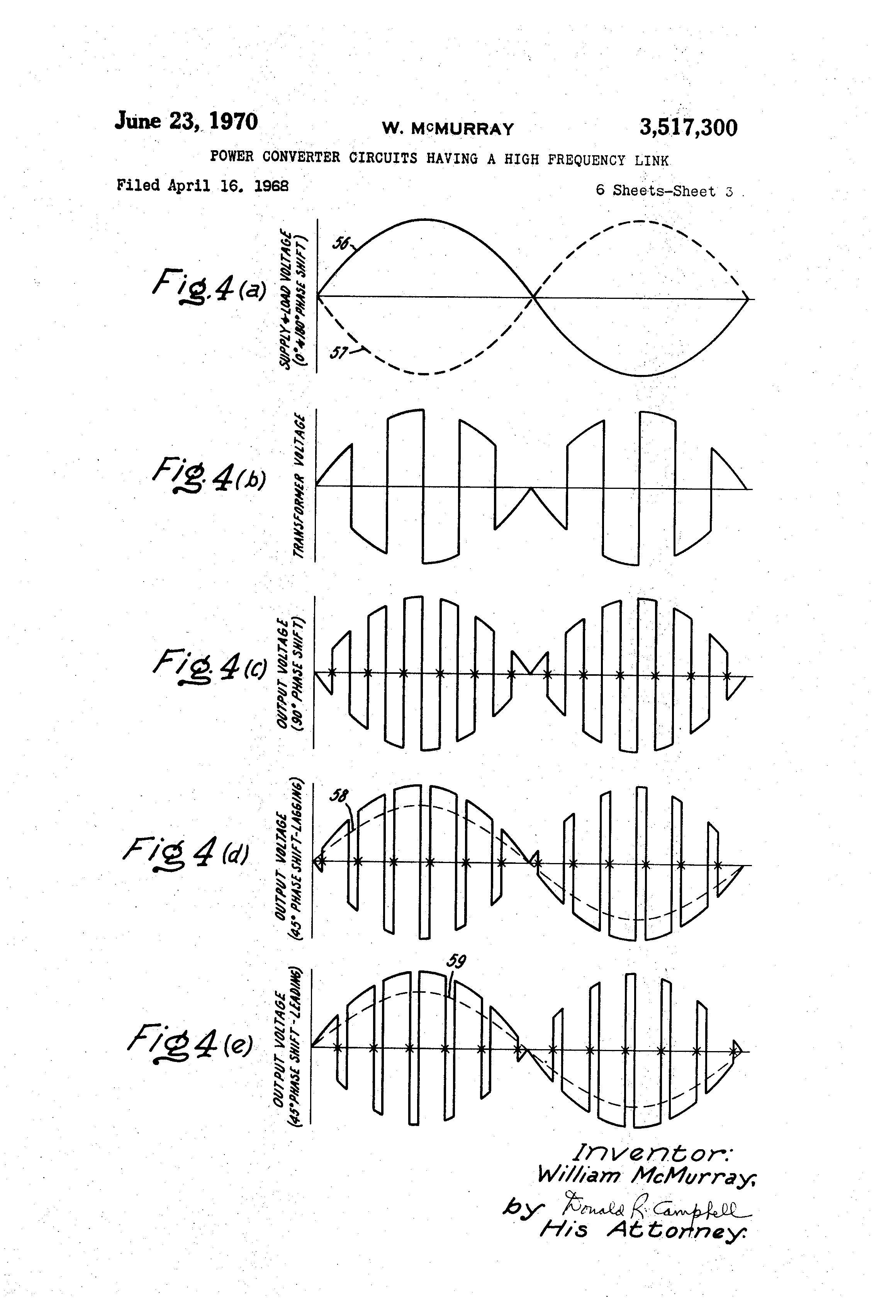 patent us3517300