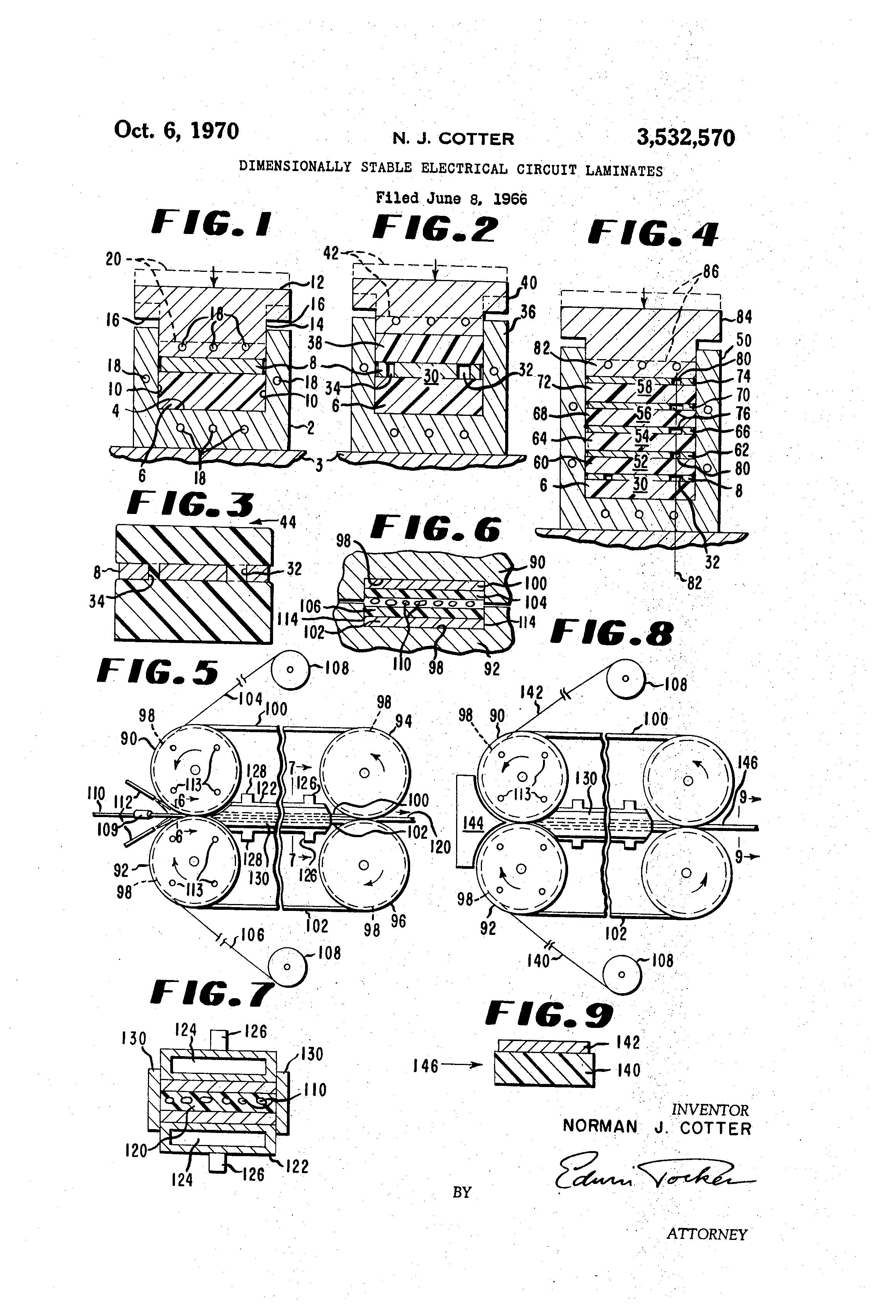 patent us3532570