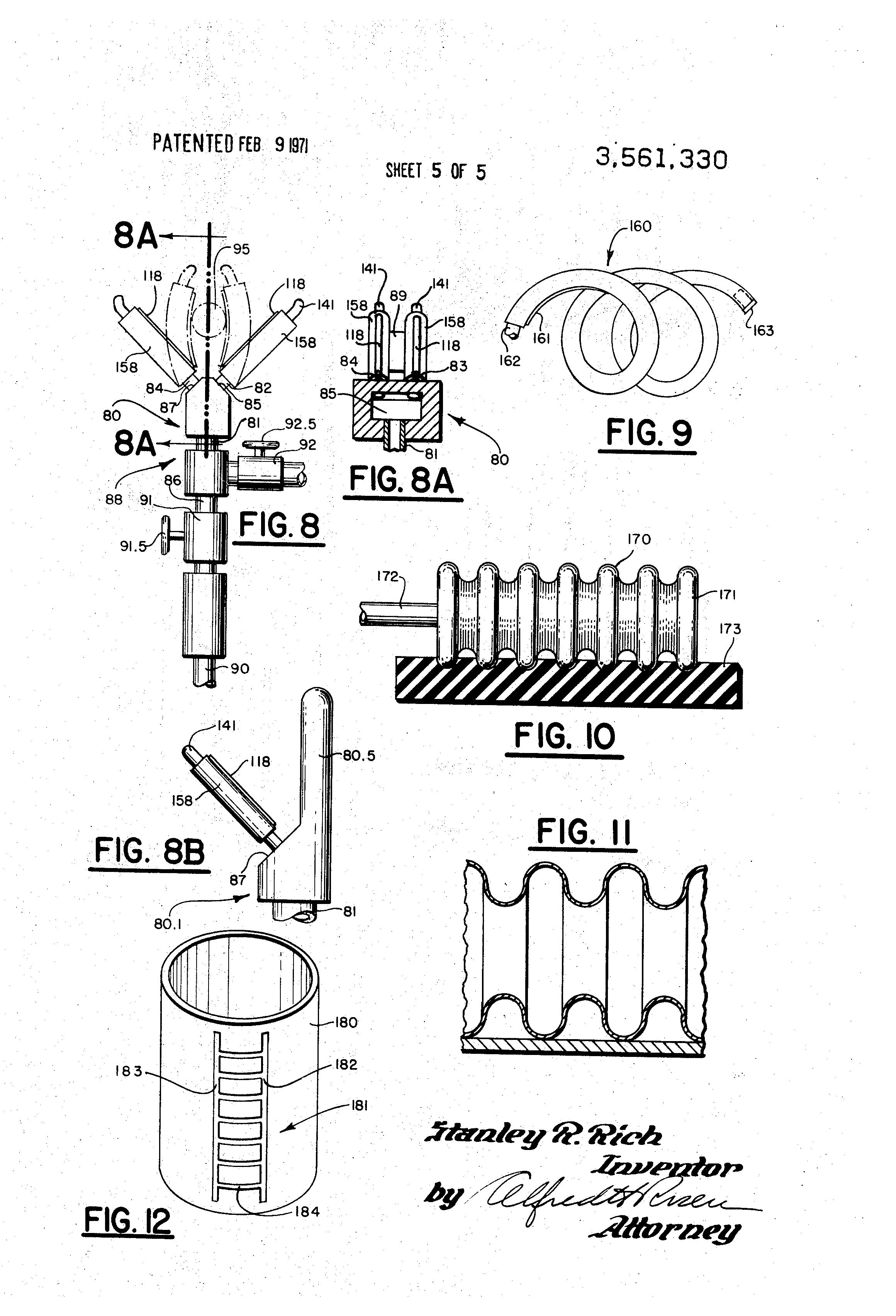 patent us3561330 fluid operable motor google patentsuche. Black Bedroom Furniture Sets. Home Design Ideas