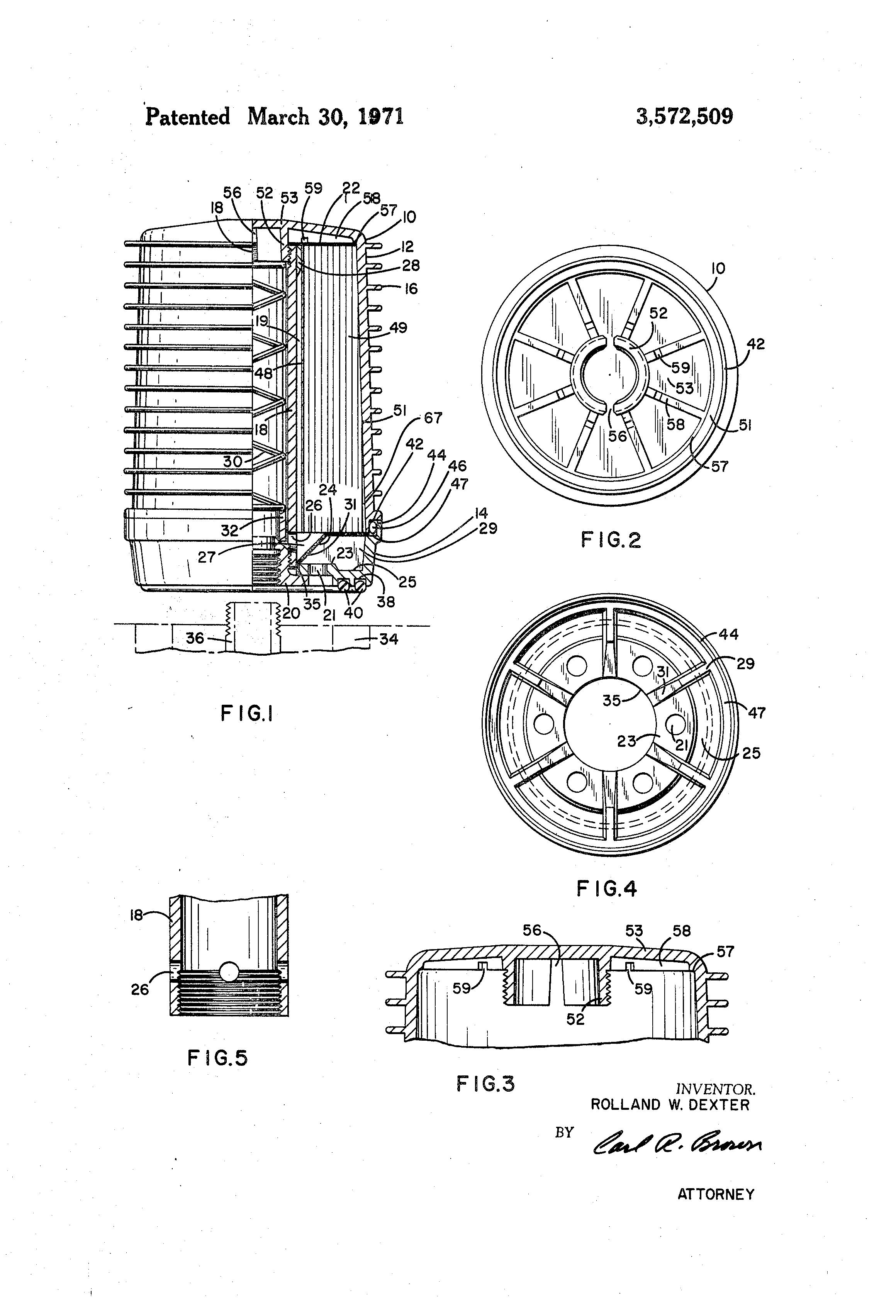patent us3572509