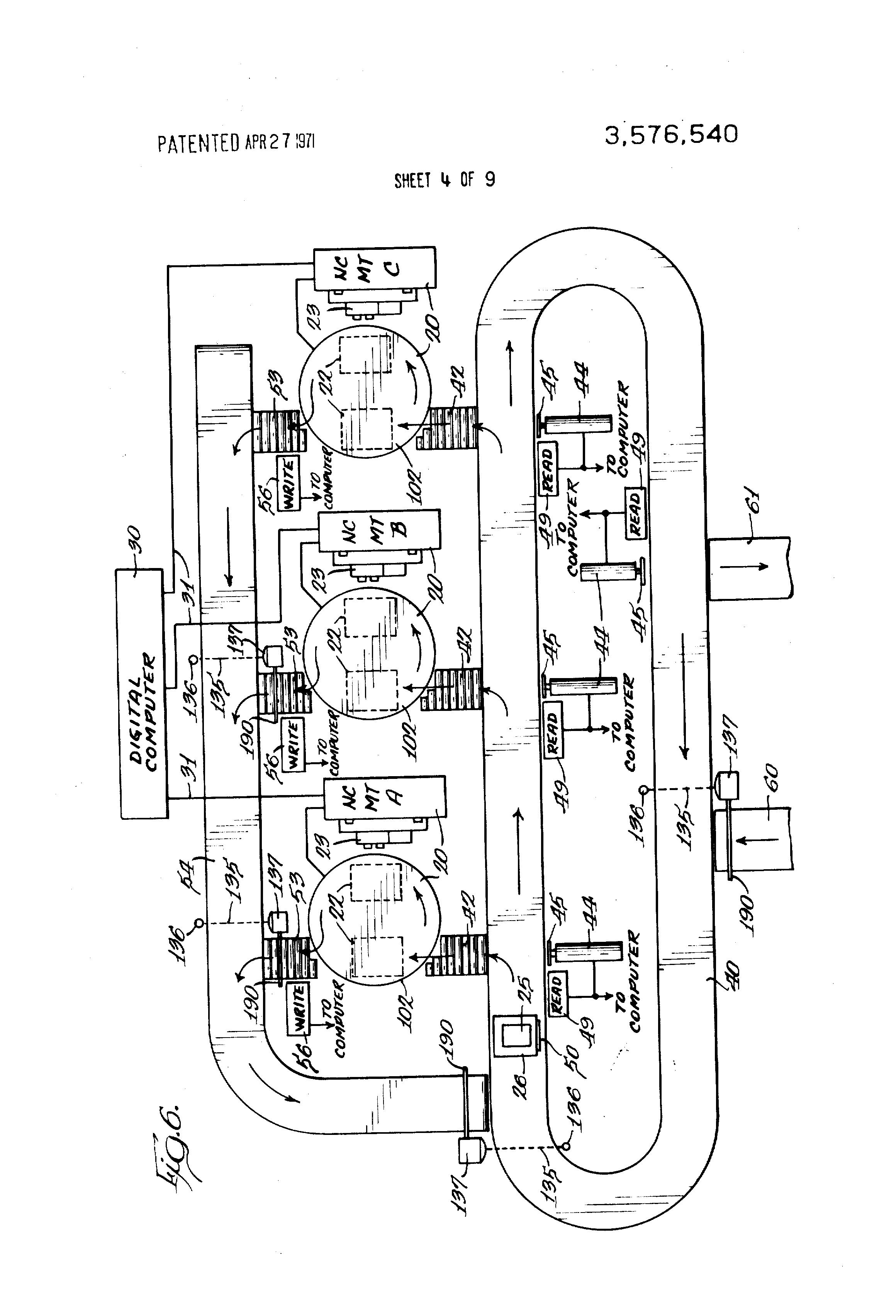 patent us3576540