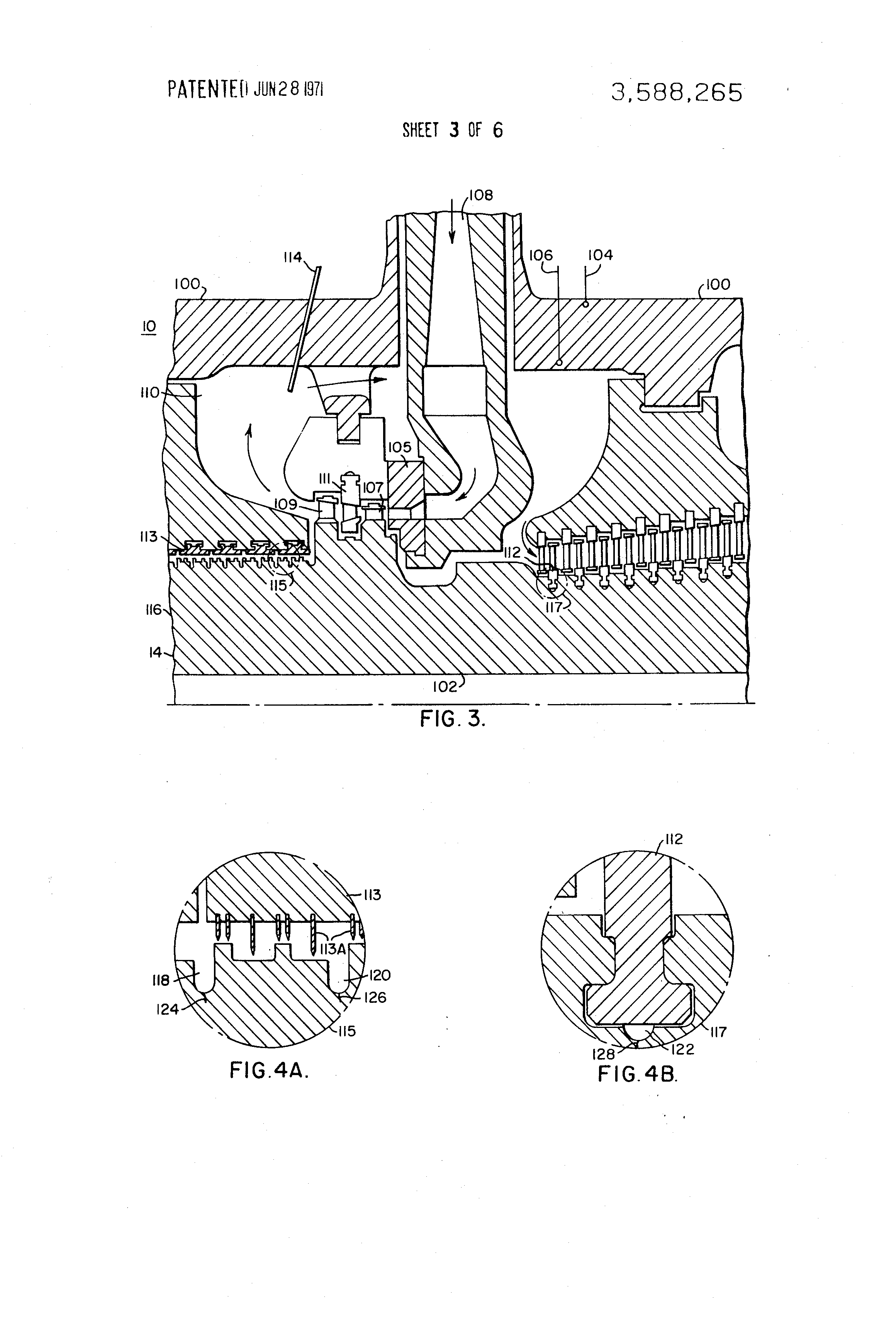 Patent US System and method for providing steam turbine