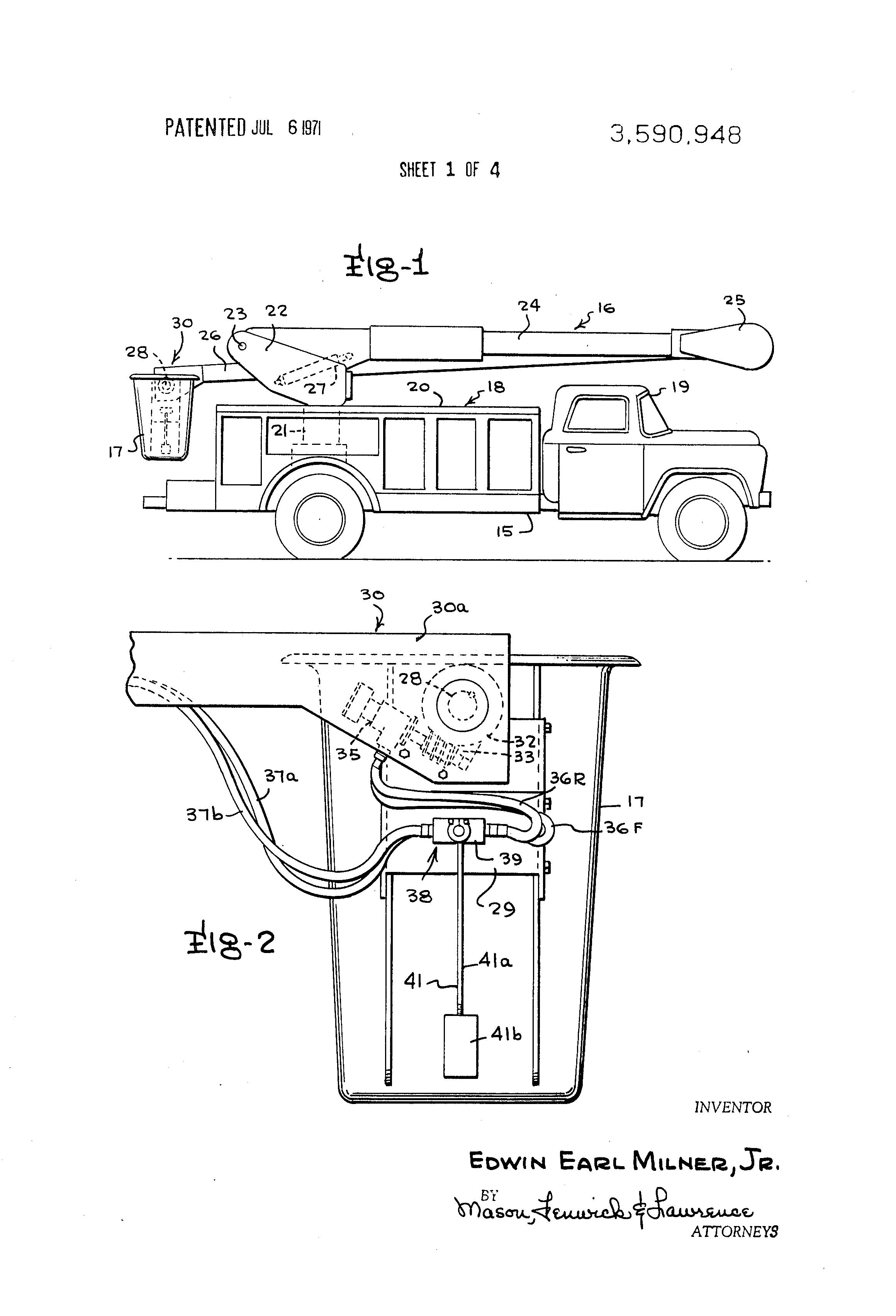 Patent Us3590948