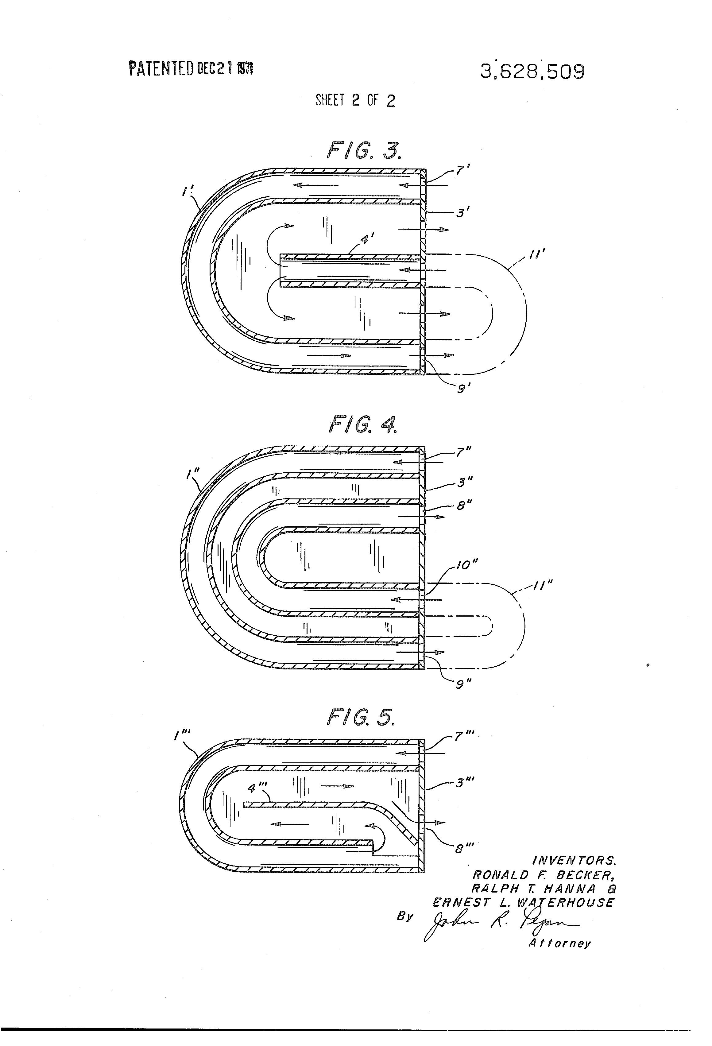 Patent us3628509 fabricated blast furnace cooling plate for A shear pleasure pet salon