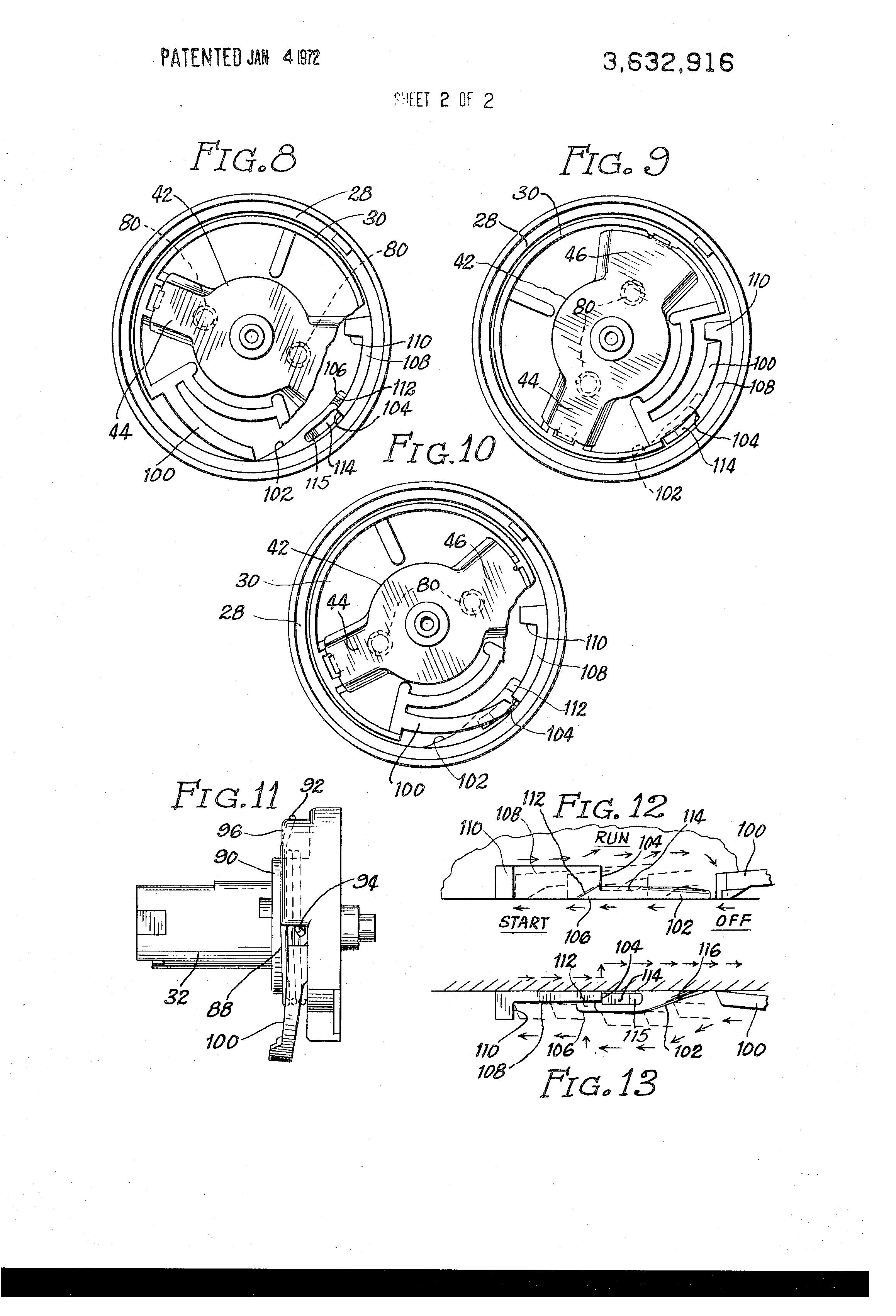 Patent Us3632916