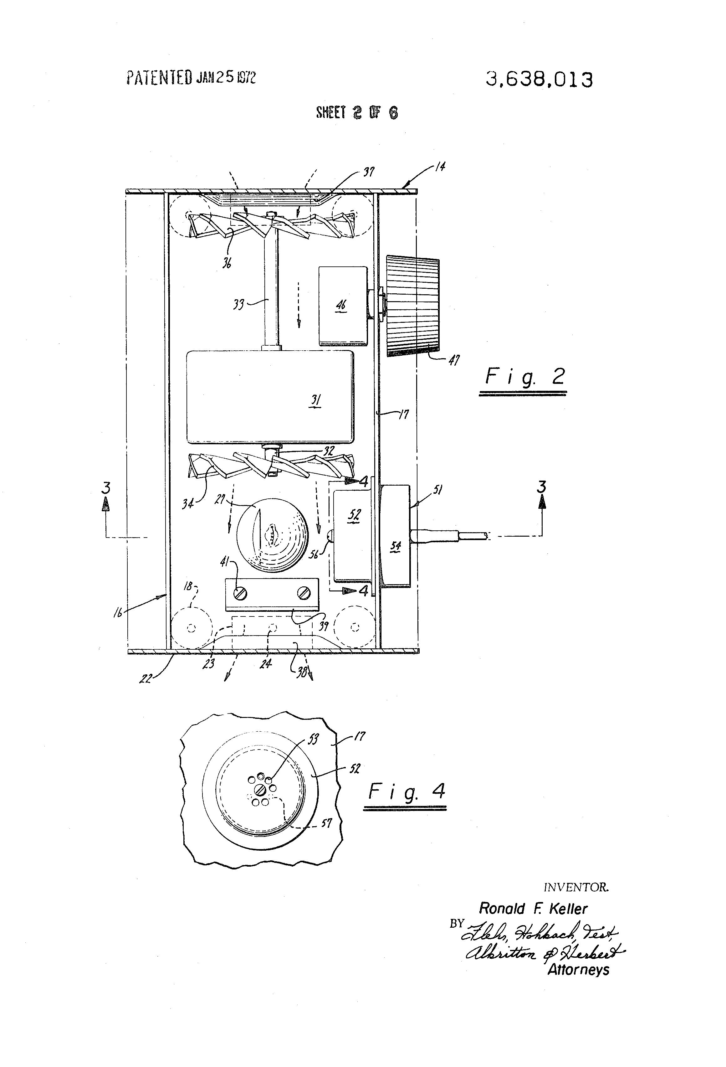 patent us3638013