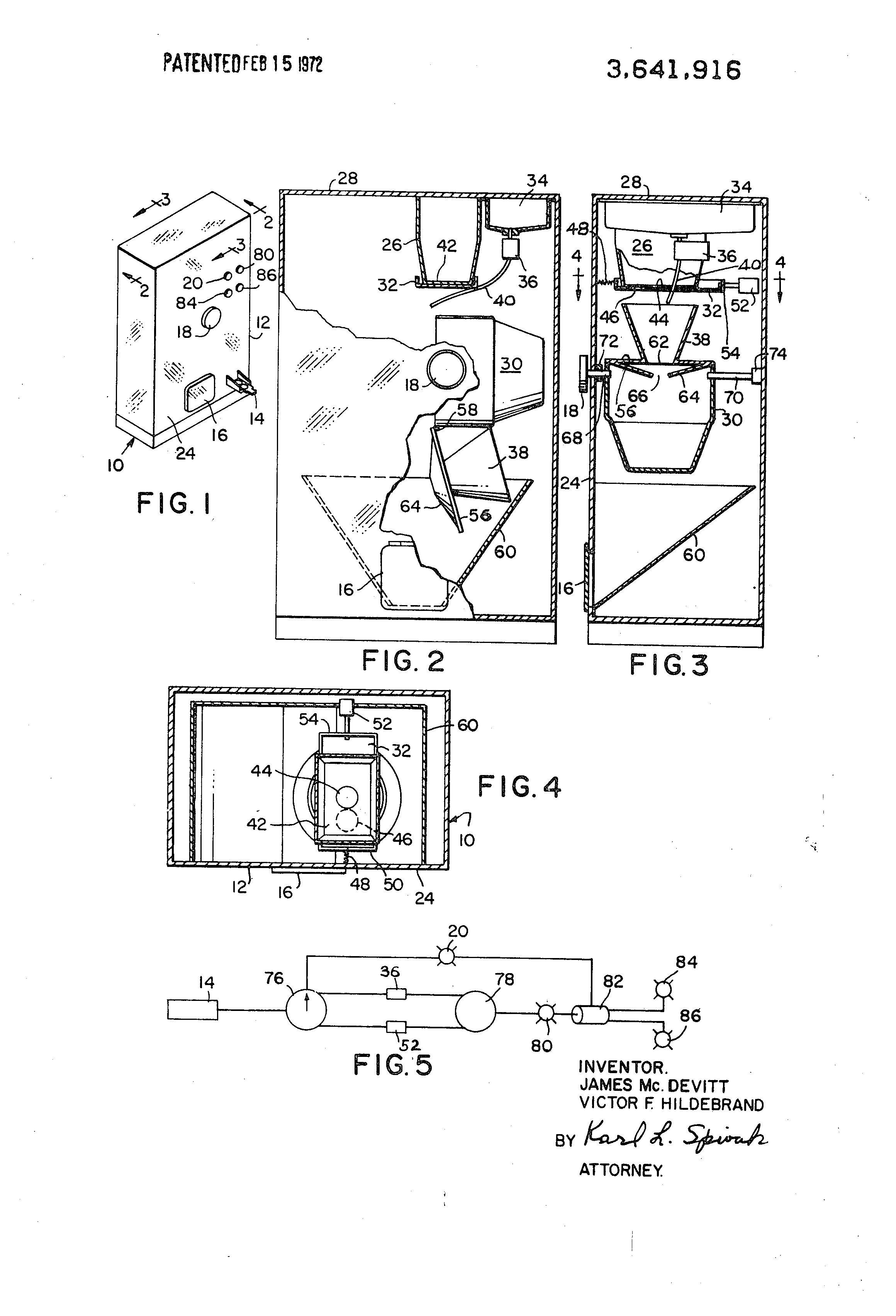 roosevelt popper popcorn machine wiring diagram patent us3641916 - fresh popcorn vending machine - google ... ipso washing machine wiring diagram