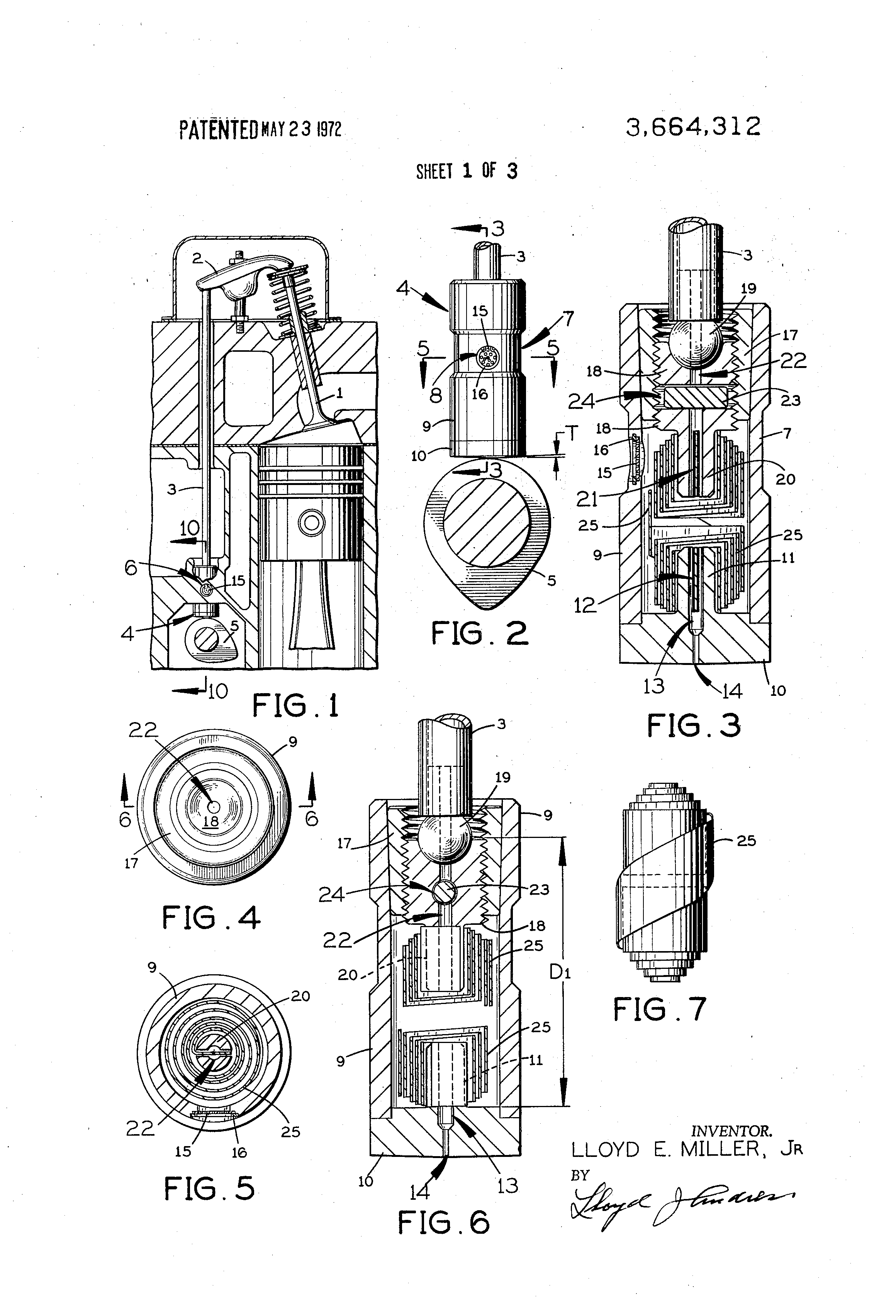 internal combustion engine diagram lifters patent us3664312 - thermo-compensating valve lifter for ... boxer internal combustion engine diagram