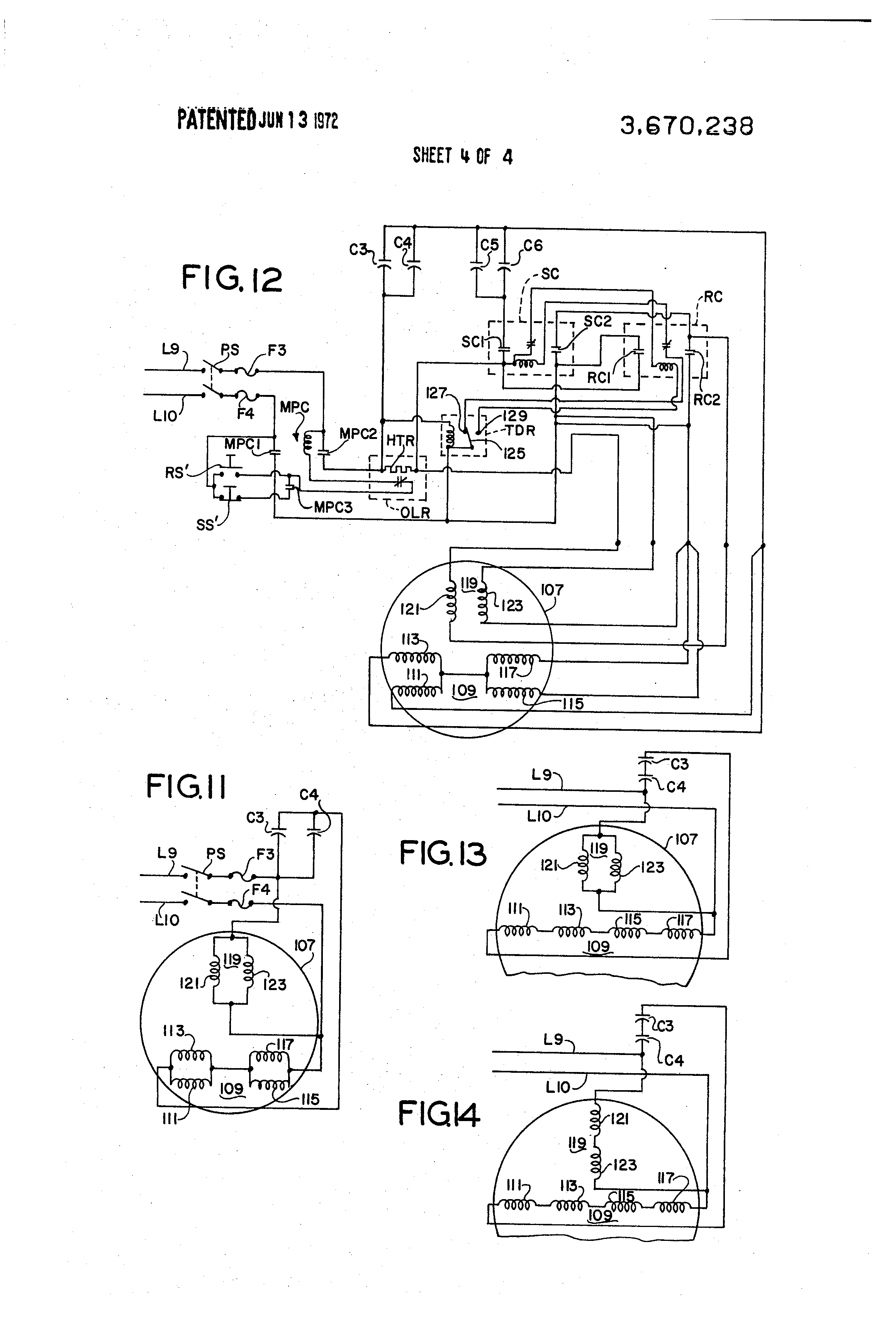 patent us rotary dynamoelectric machine having high patent drawing