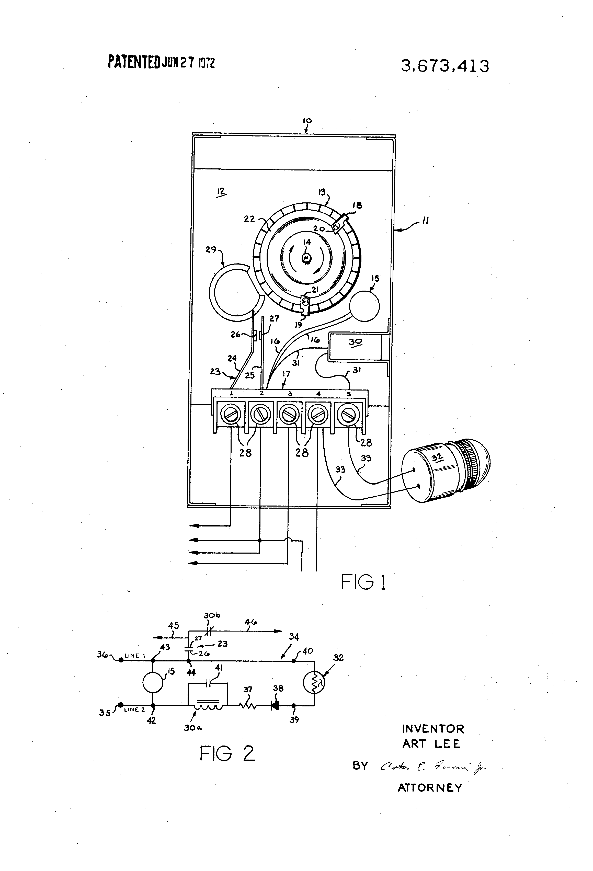 patent us3673413