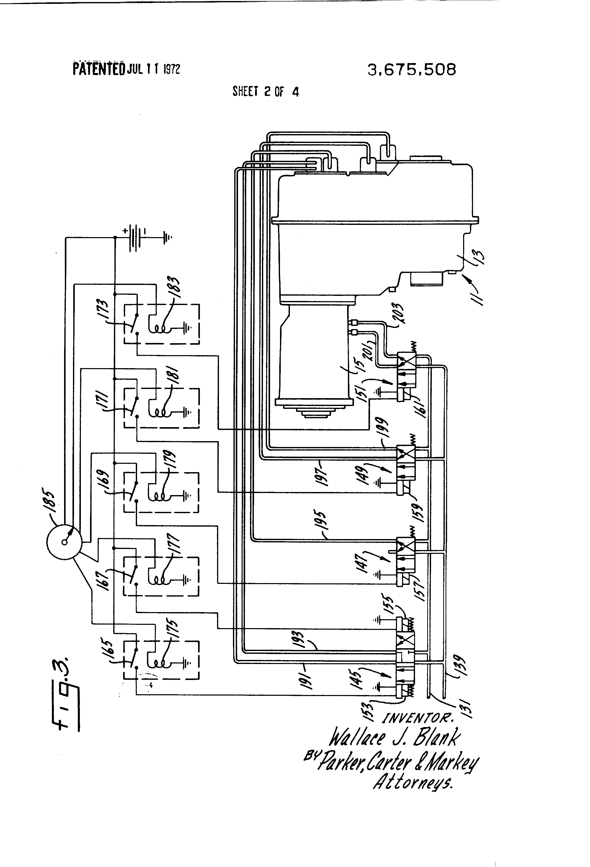 patent us powershift transmission patents patent drawing