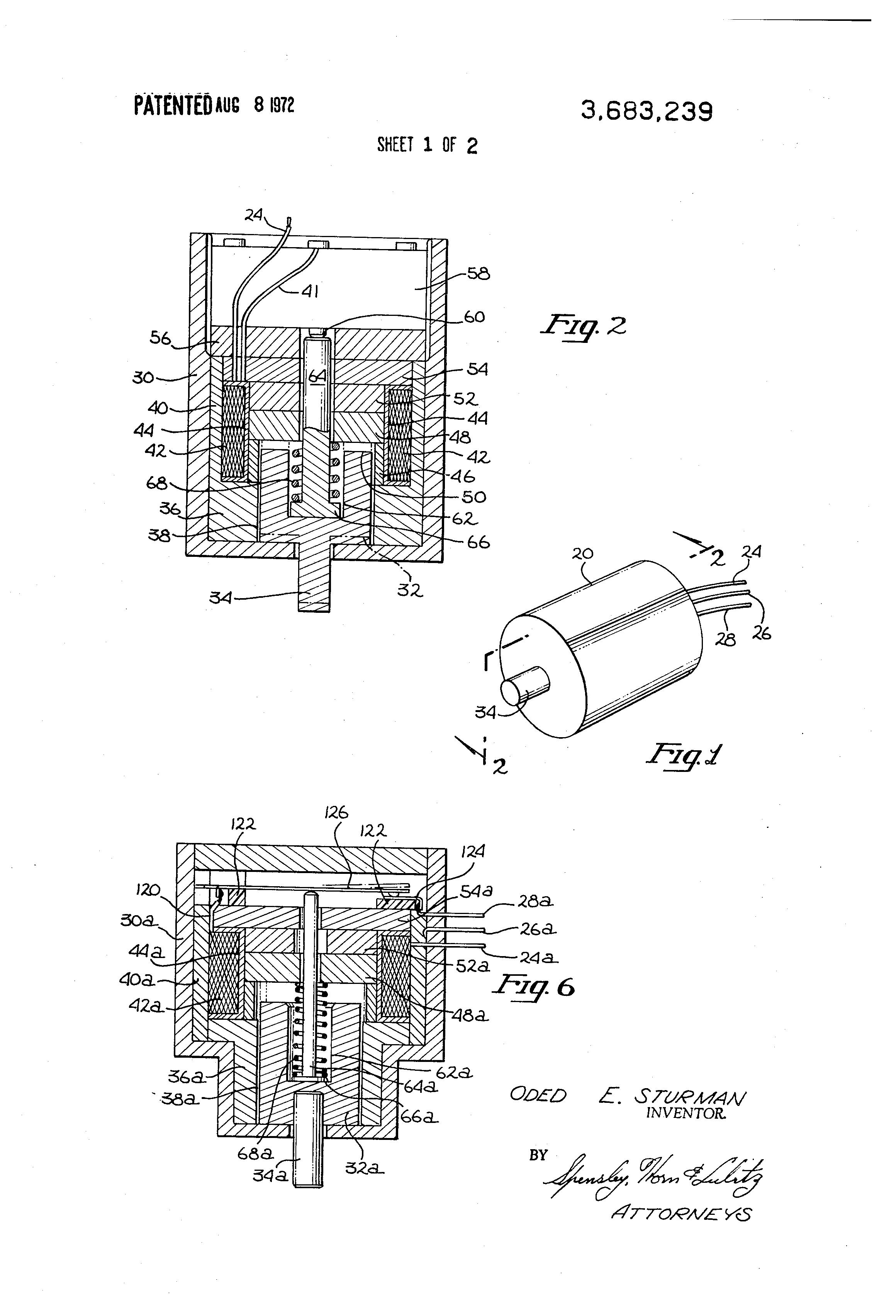 patent us3683239