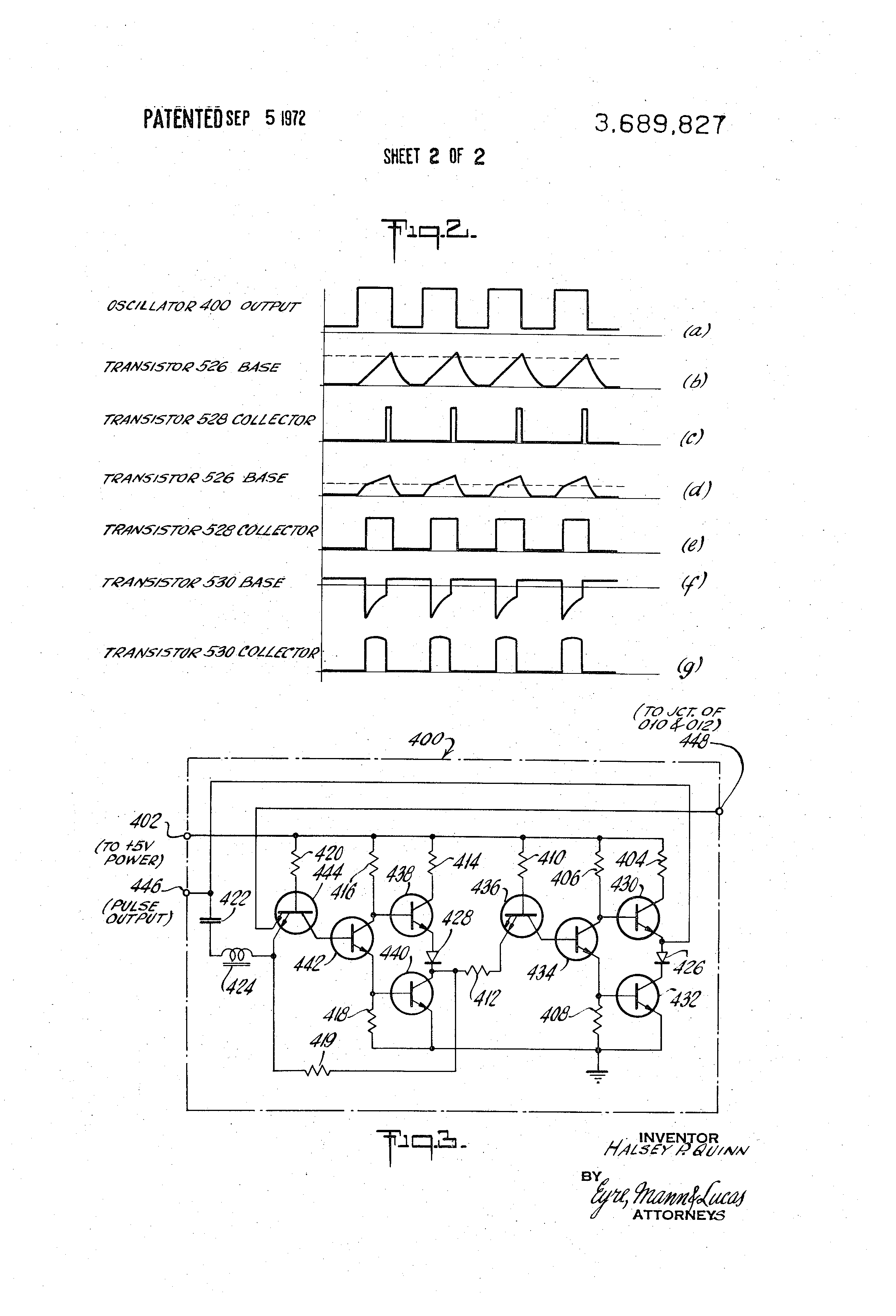 Patent Us3689827 Voltage And Current Regulated Power Supply Diagram Come From Circuit Symmetrical Drawing