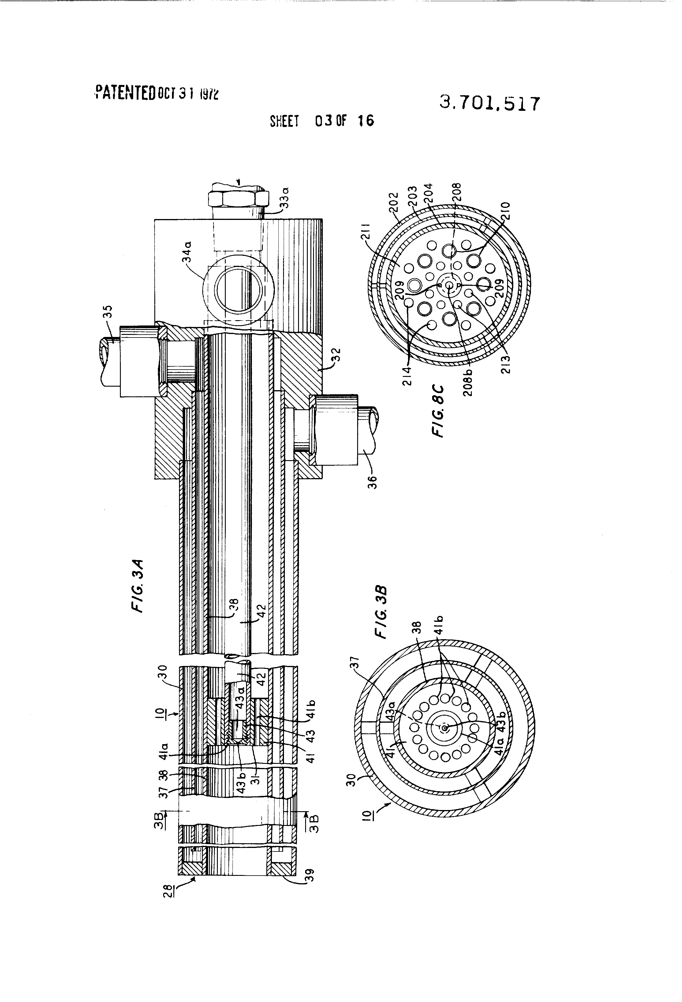 Patent Us3701517 Oxy Fuel Burners In Furnace Tuyeres Google Patents Waterlevelindicatorcircuitdiagrampng Drawing
